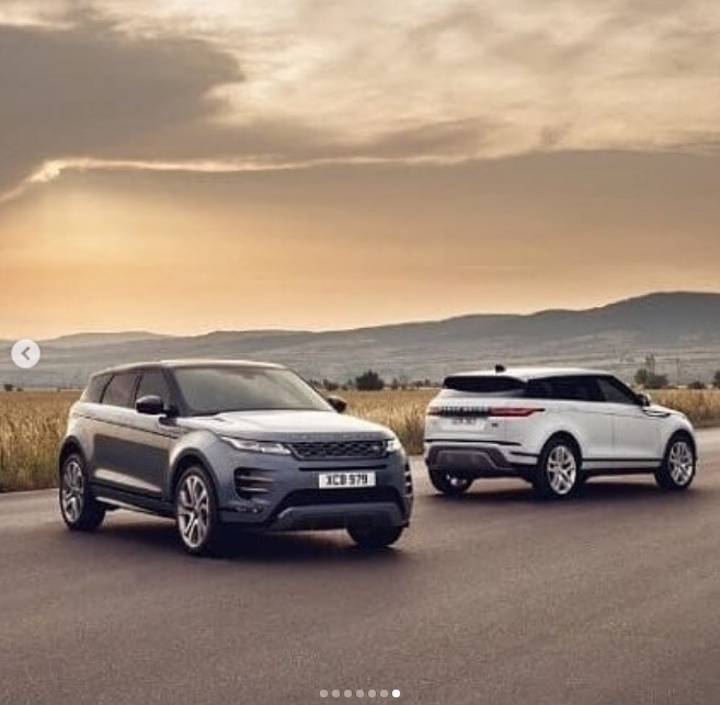 Gen Range Rover Evoque Debuted: First LR With Mild-hybrid System