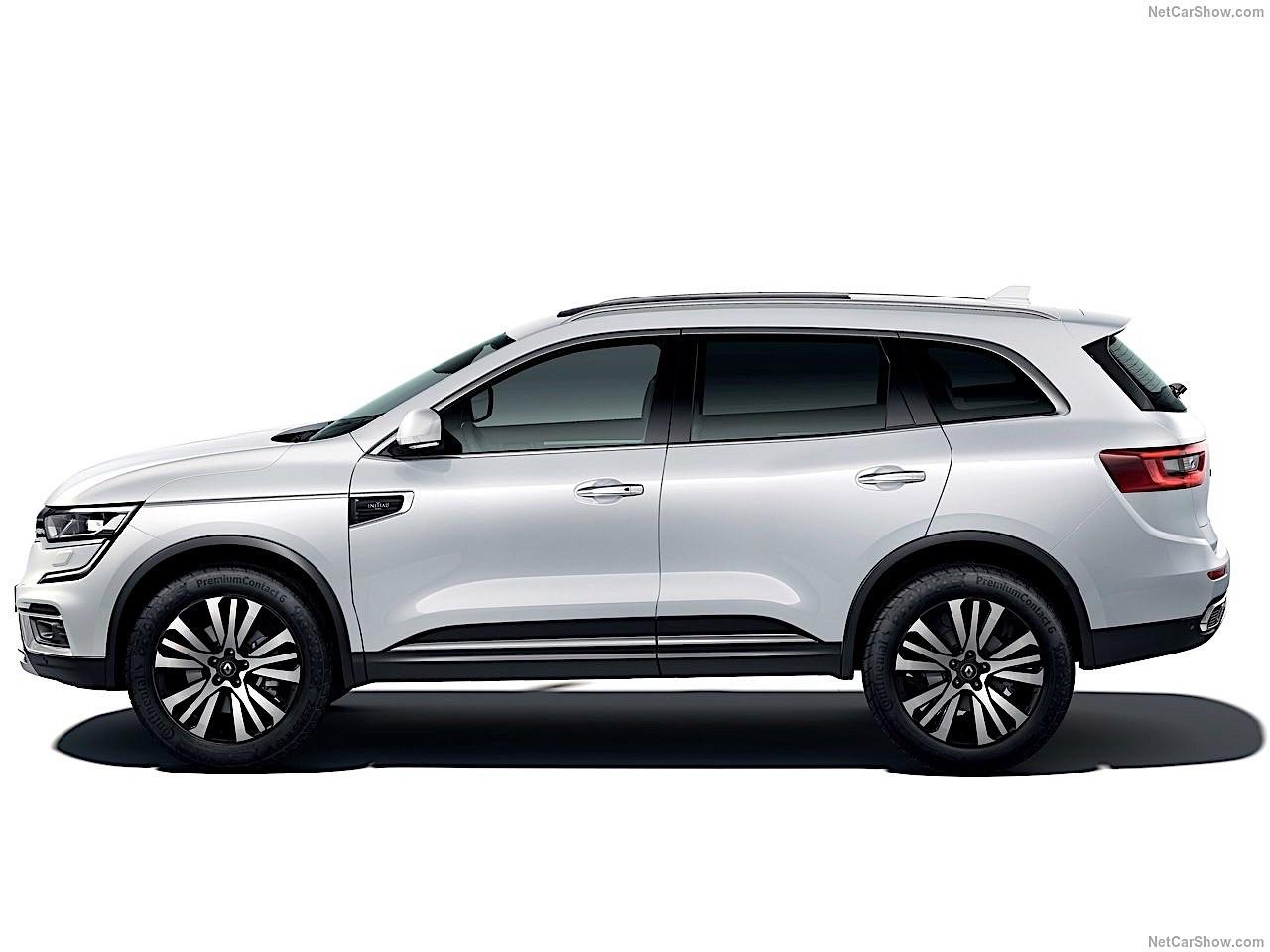 2020 Renault Koleos Facelift Revealed with Visual Upgrades ...