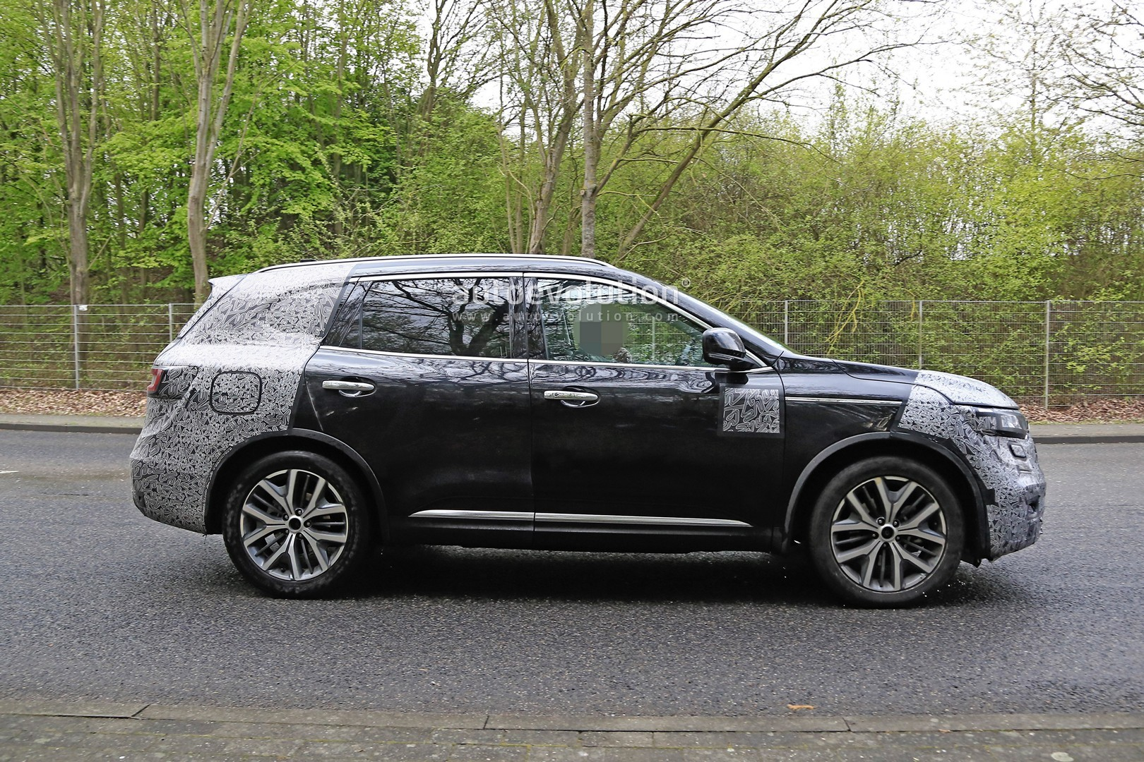 2020 Renault Koleos Facelift Spied: Can It Be Fixed ...