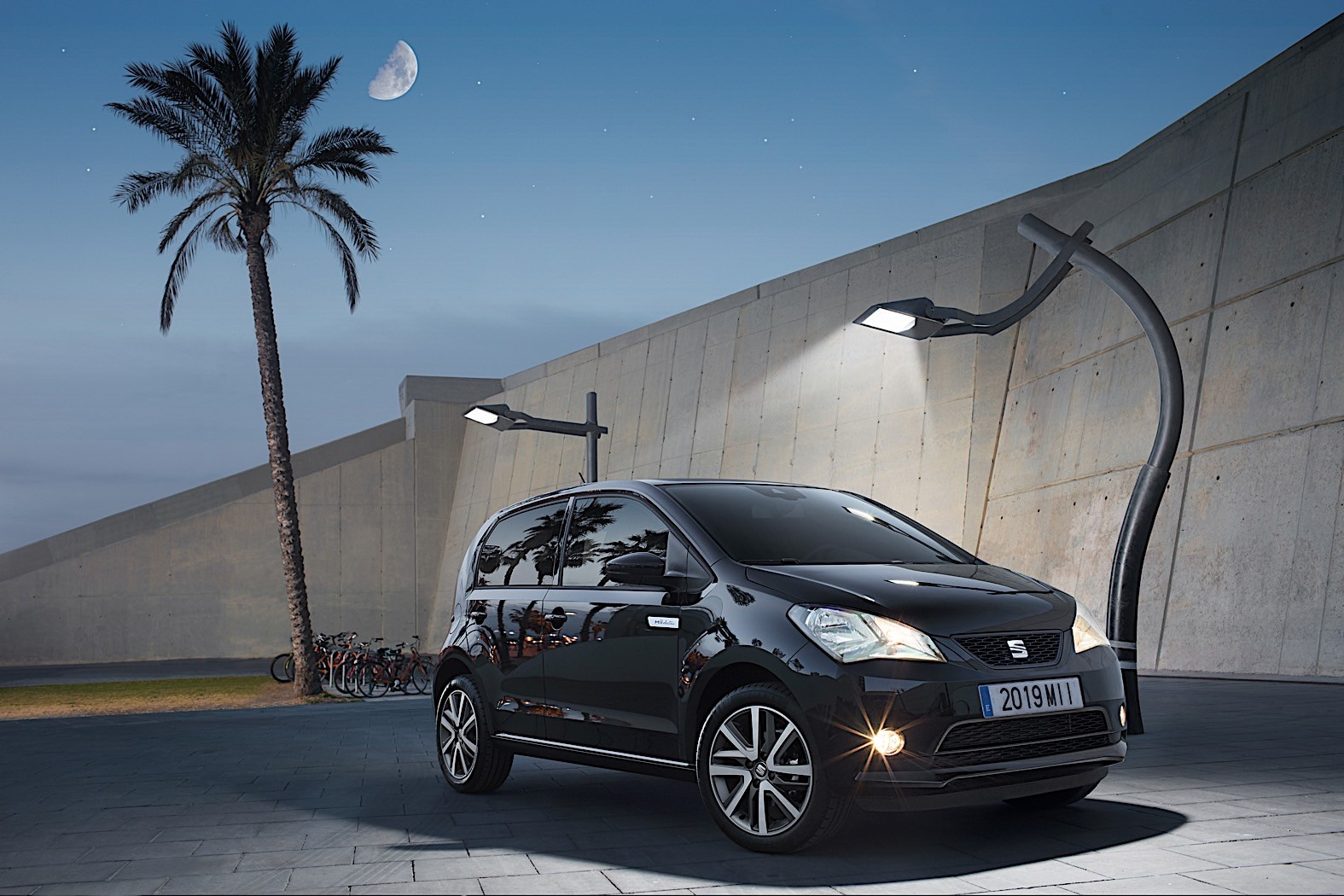 2020 Seat Mii Turns Full Electric  Details Released