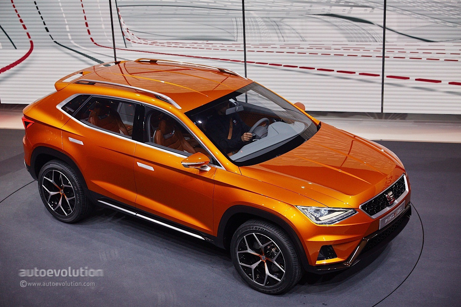 2020 seat suv coupe reportedly confirmed for production autoevolution. Black Bedroom Furniture Sets. Home Design Ideas