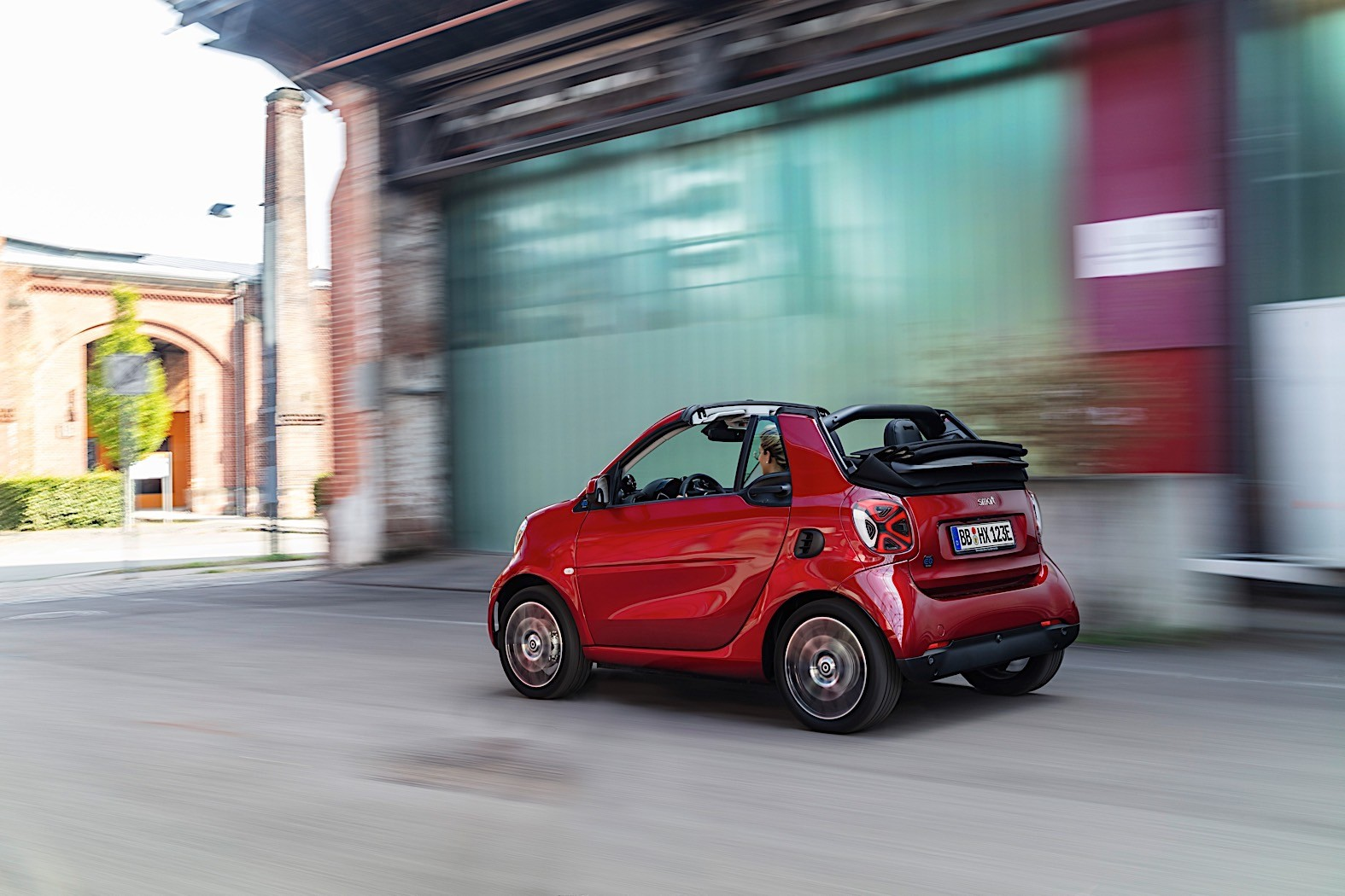 2020 smart eq fortwo forfour detailed for uk market