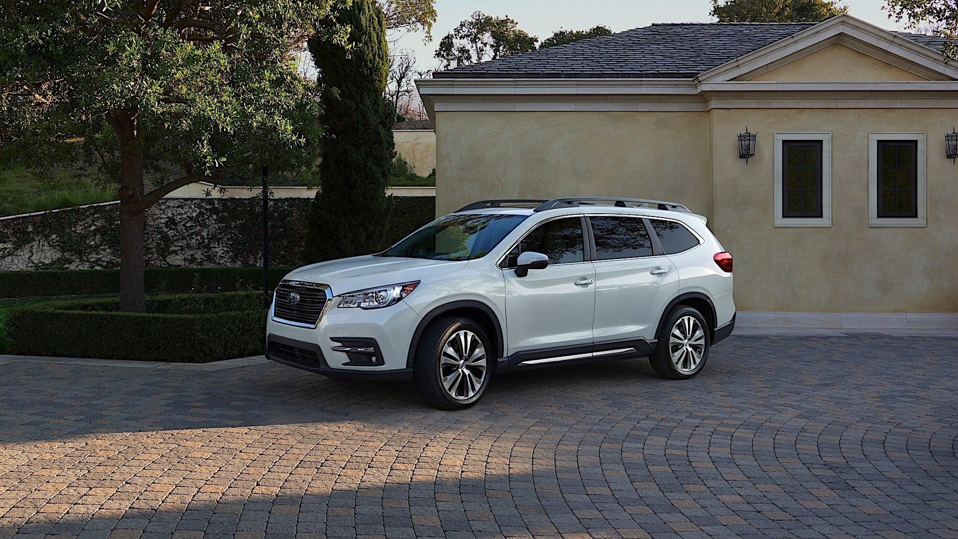2020 Subaru Ascent Suv Priced From 31 995 Same As Last Year