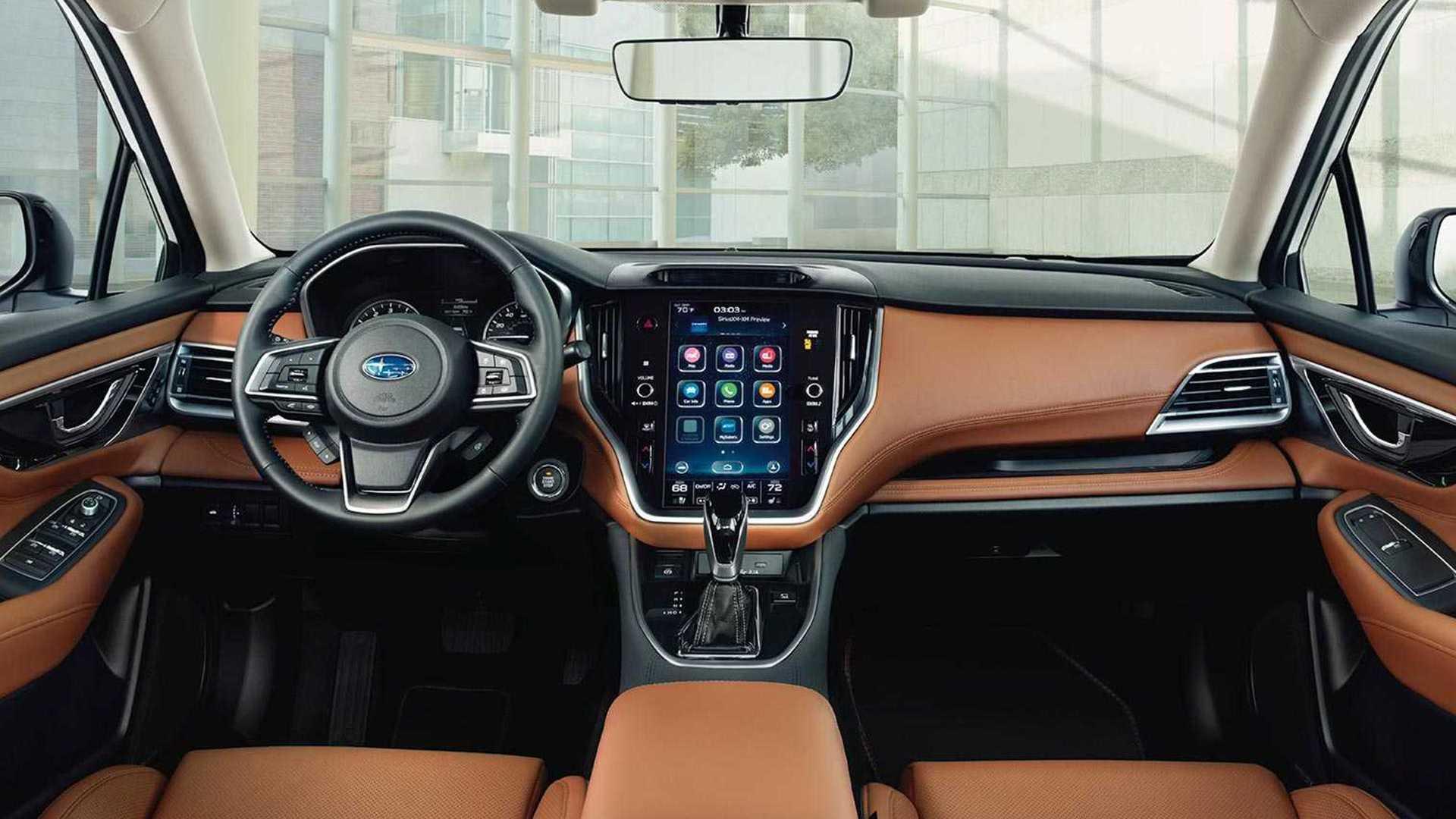 2020 Subaru Legacy Looks Predictable, Features Lots More ...