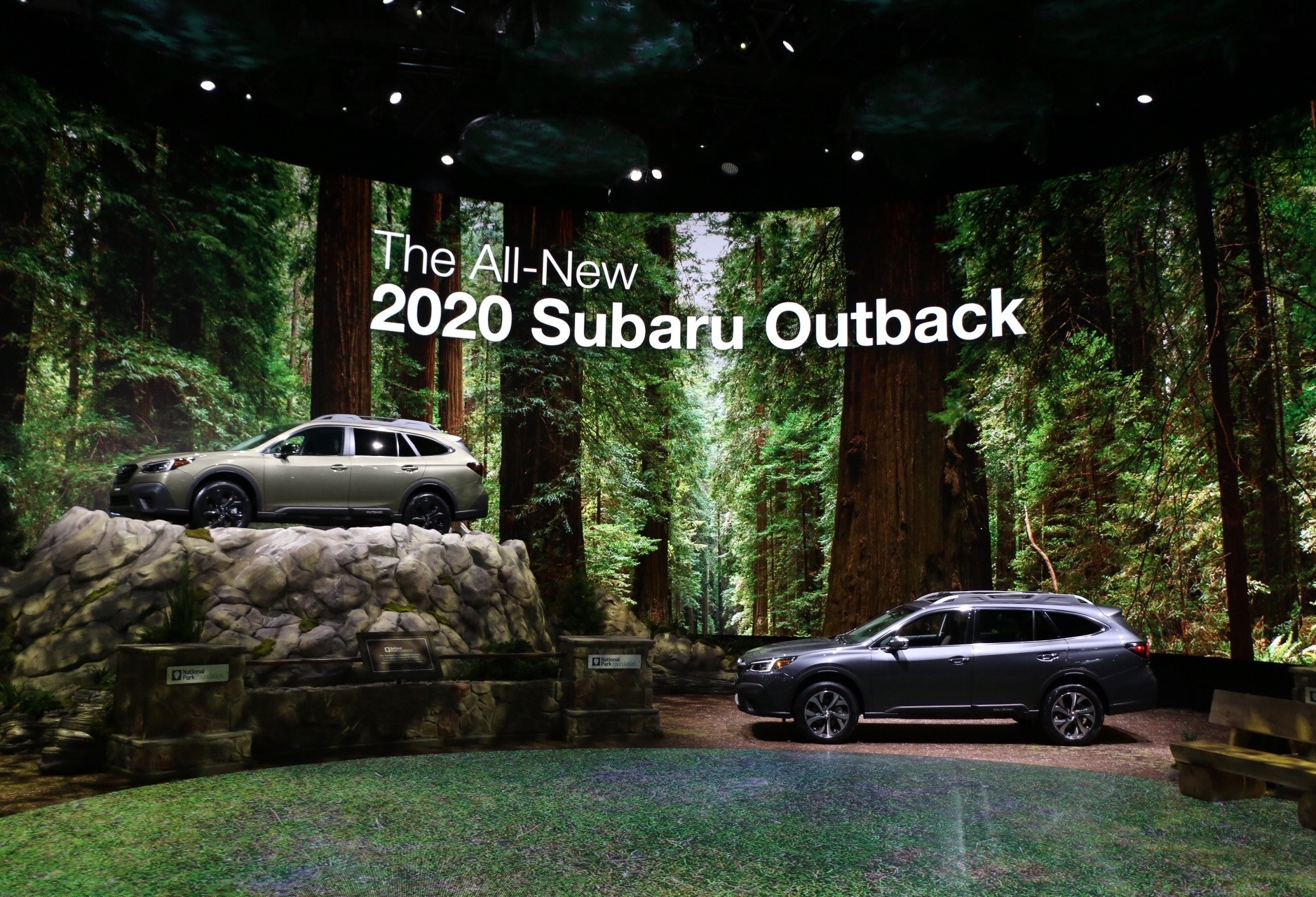 Subaru launches next generation Outback in NY