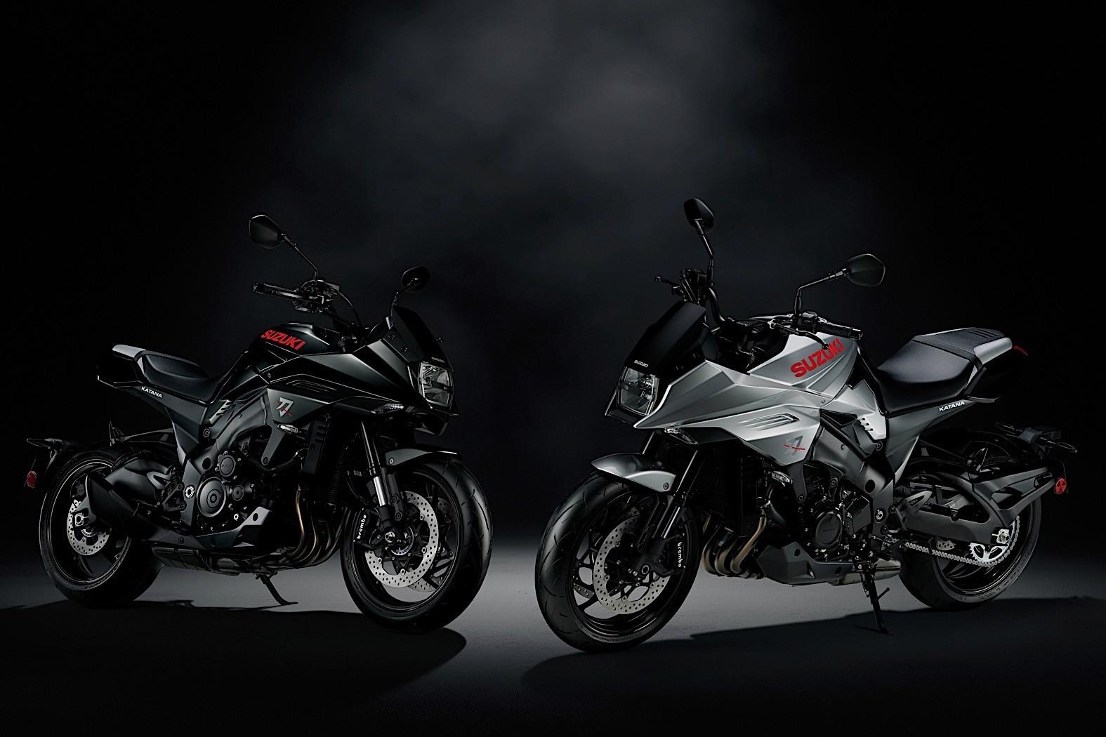 2020 Suzuki Black Katana Storms Milan – Automotivetestdrivers com