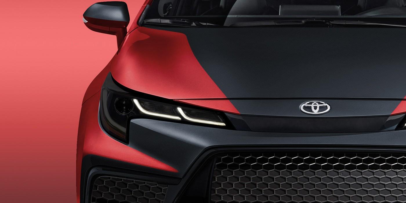 2020 Toyota Corolla Rendered as Coupe, Liberty Walk Custom ...