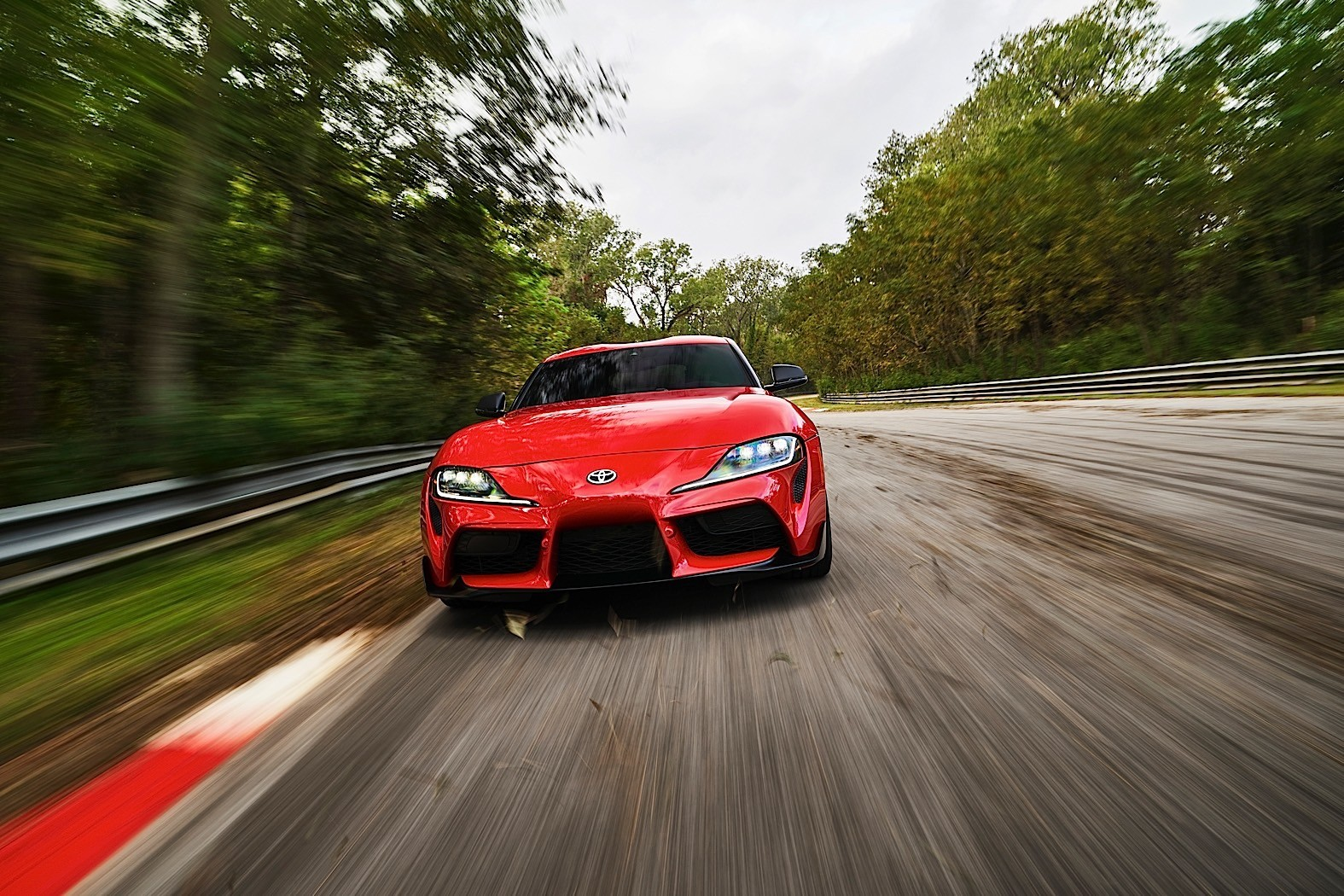 toyota supra trd racing toyota supra fuse box relocation 2020 toyota gr supra performance line trd concept looks ...