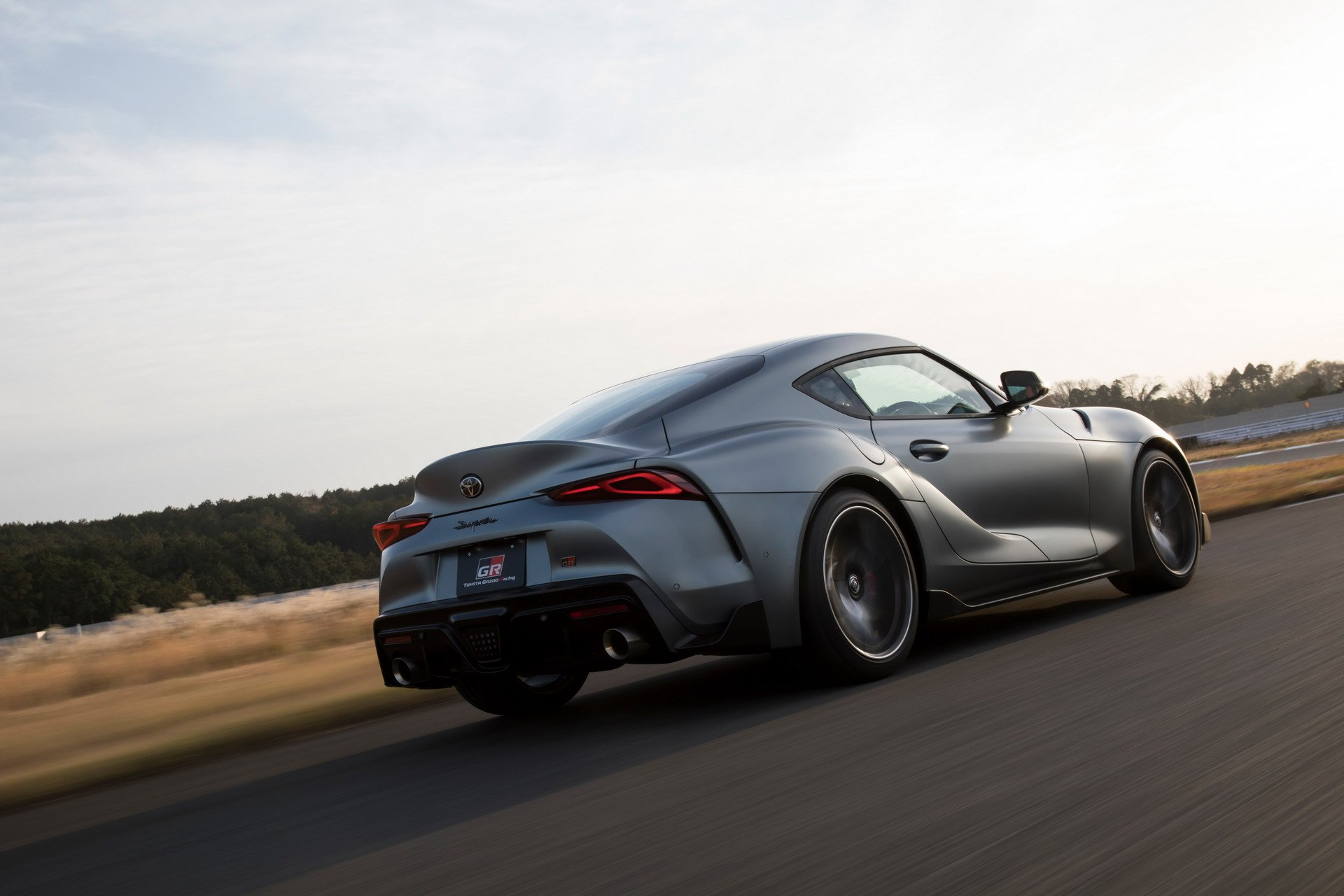 2020 Toyota Gr Supra Performance Line Trd Concept Looks