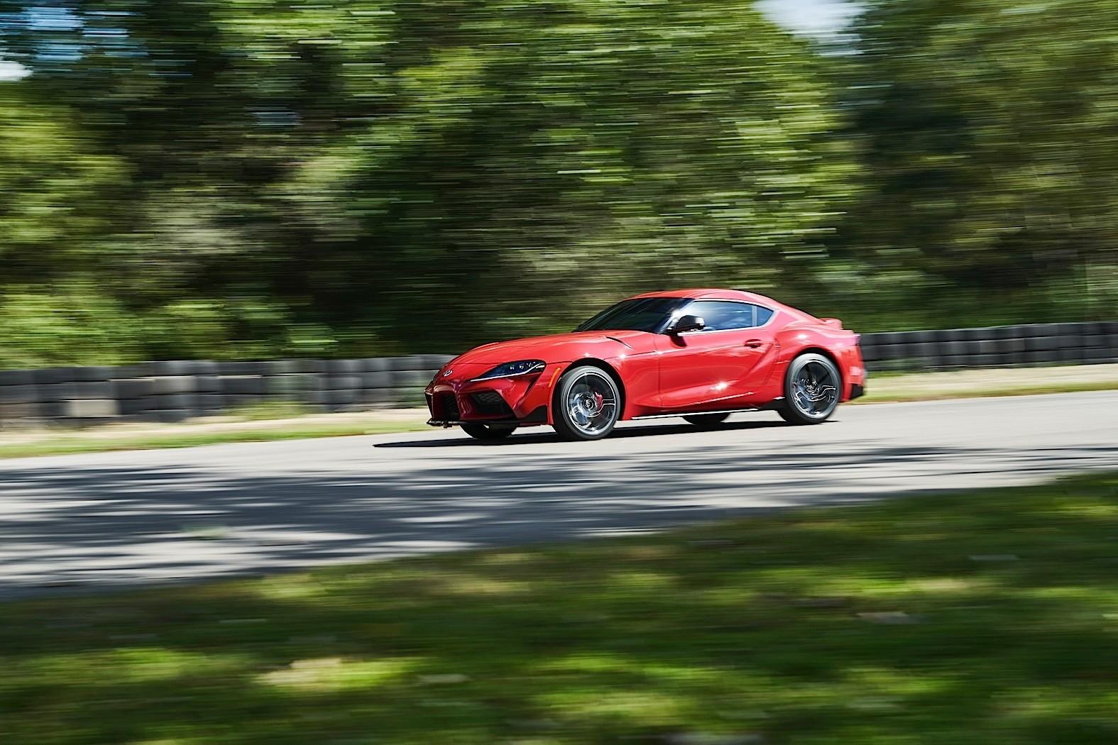 2020 Toyota Gr Supra Priced At 49 990 Autoevolution