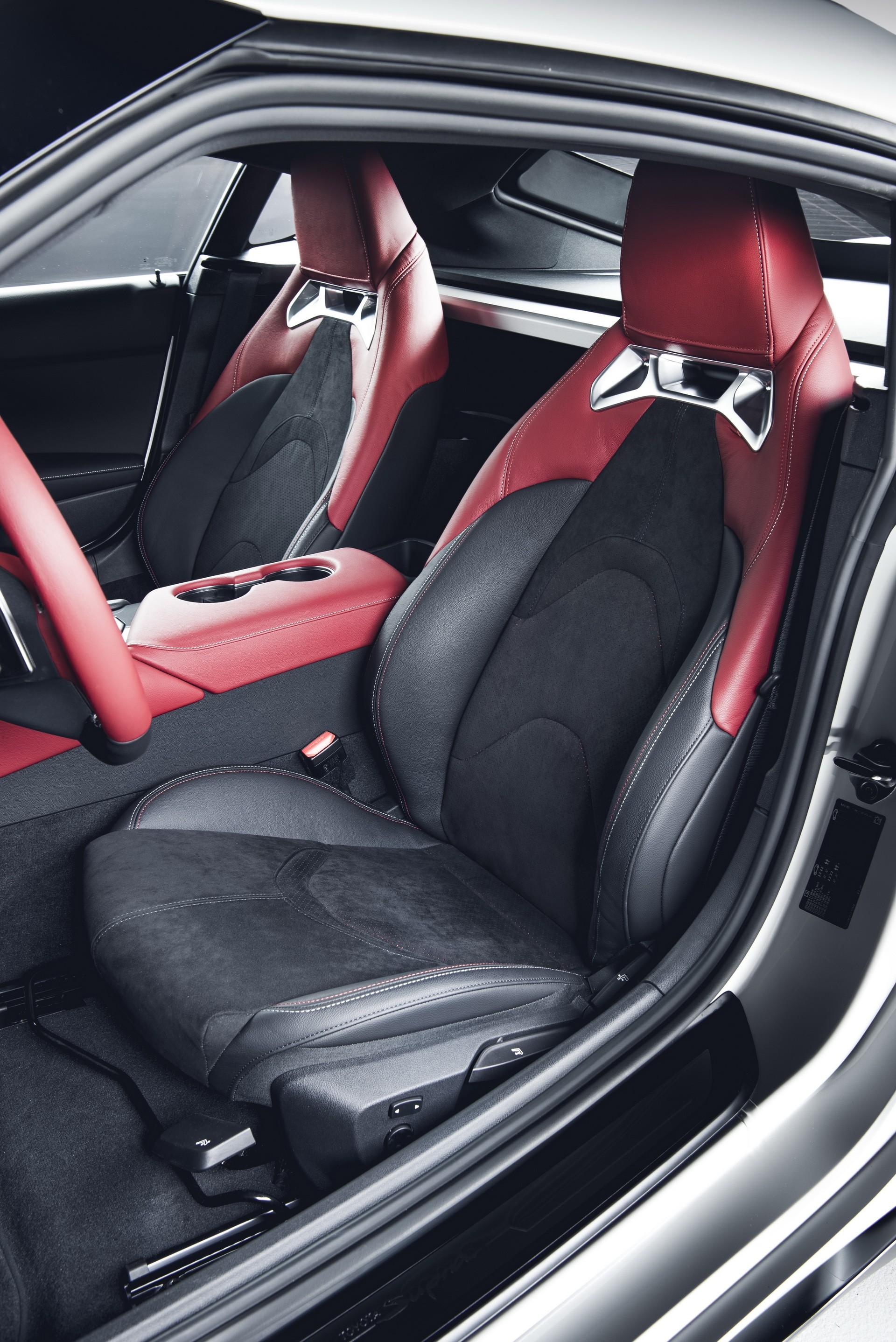 Toyota GR Supra (A90) 2020 36