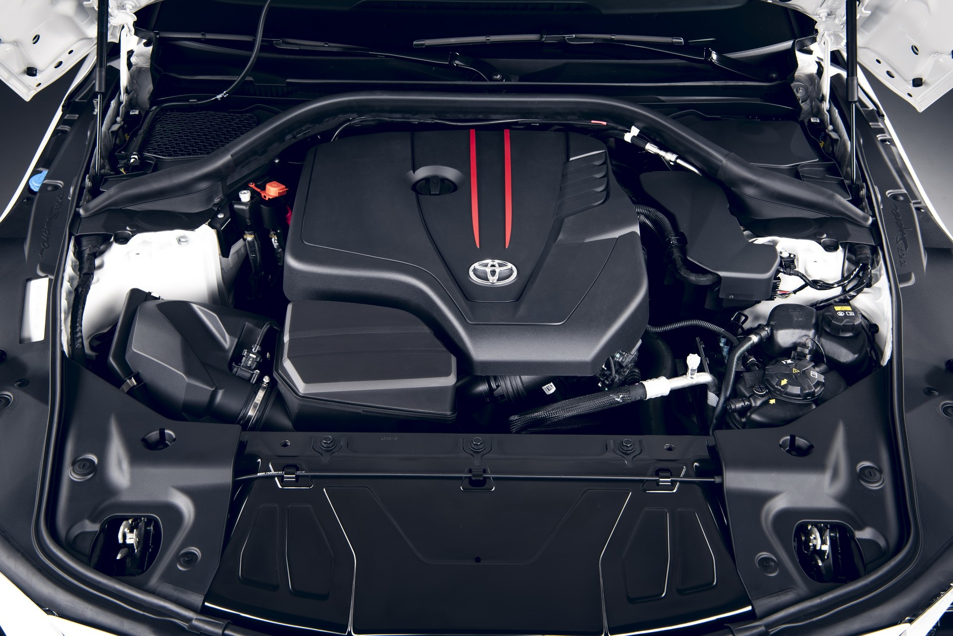 Toyota GR Supra (A90) 2020 37