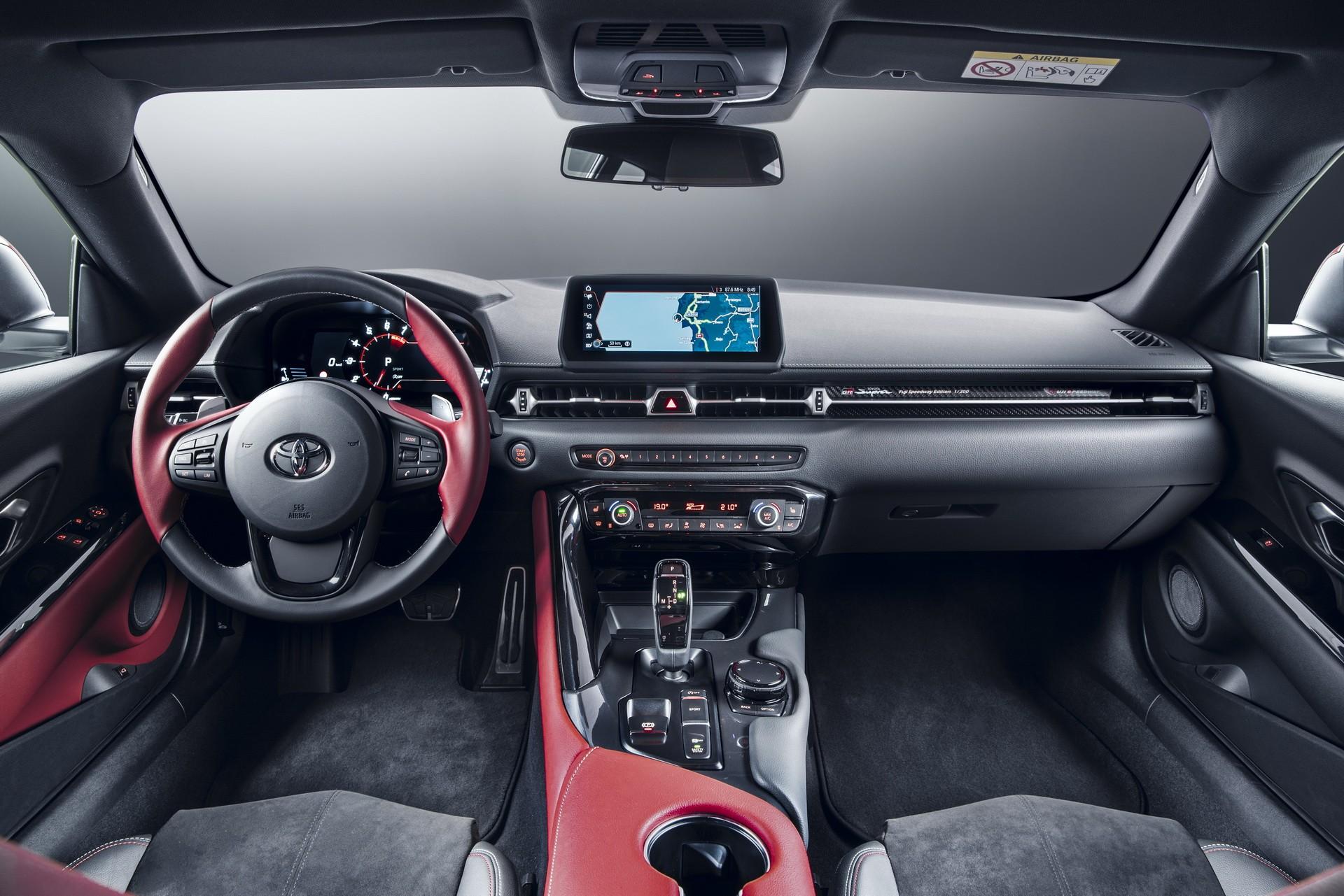 Toyota GR Supra (A90) 2020 35