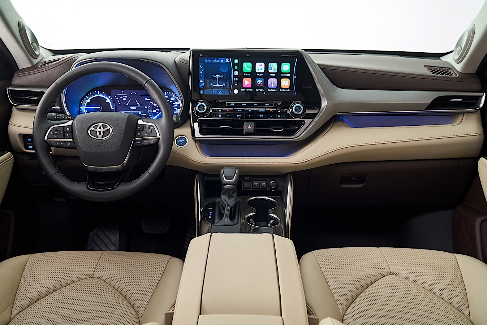 2020 Toyota Highlander Unveiled in New York - autoevolution