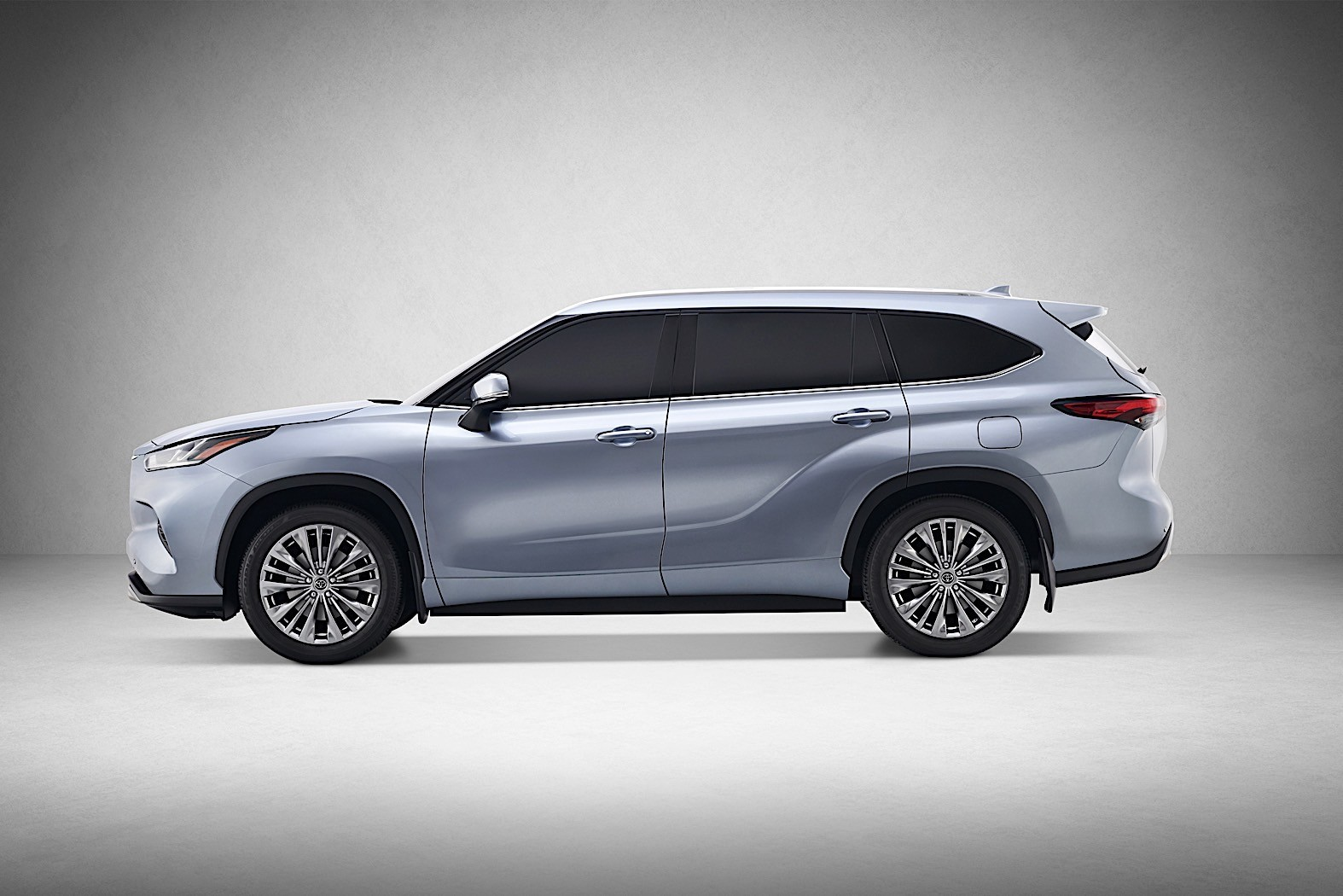 2020 Toyota Highlander Unveiled in New York - autoevolution