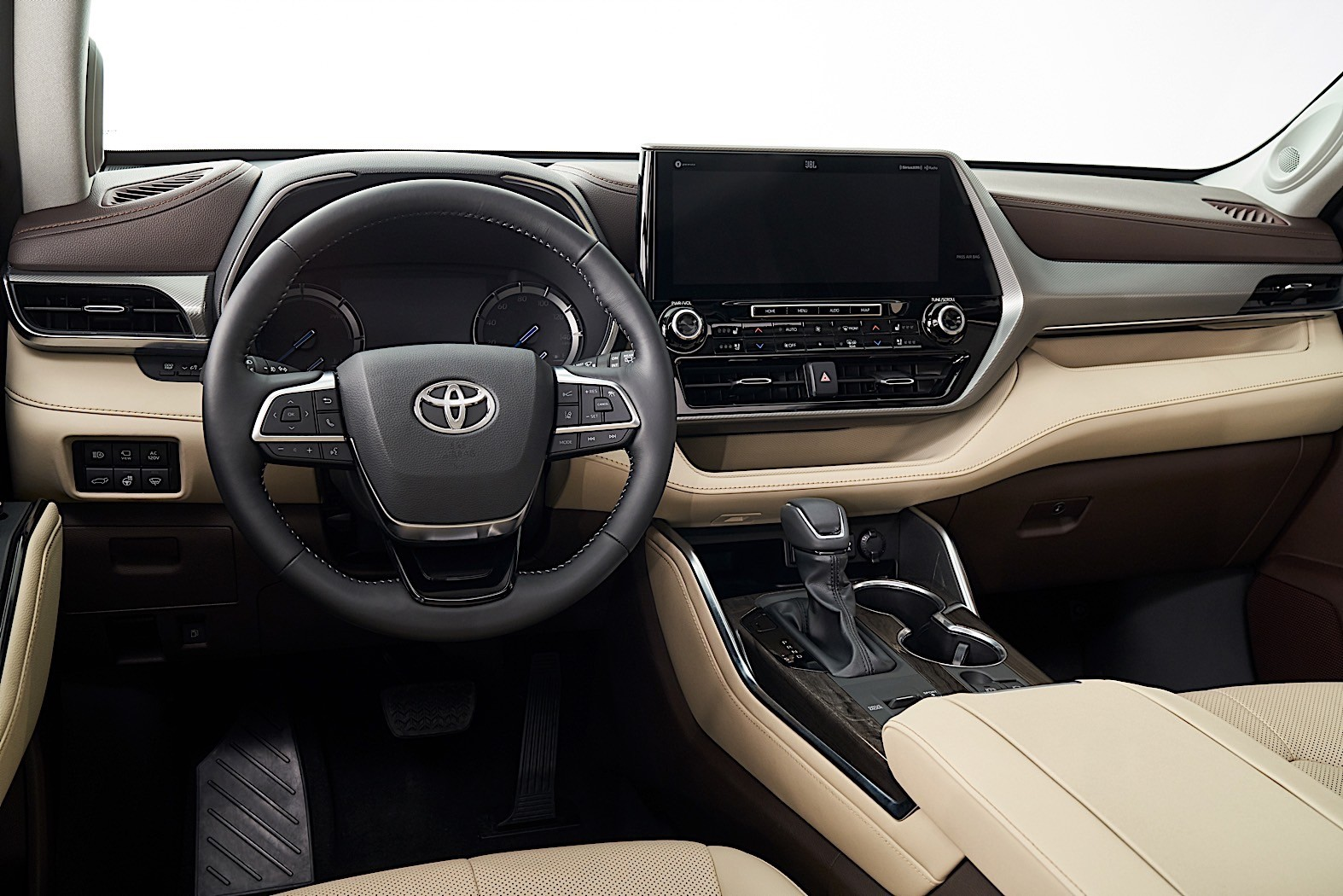 Best Car For Uber >> 2020 Toyota Highlander Unveiled in New York - autoevolution