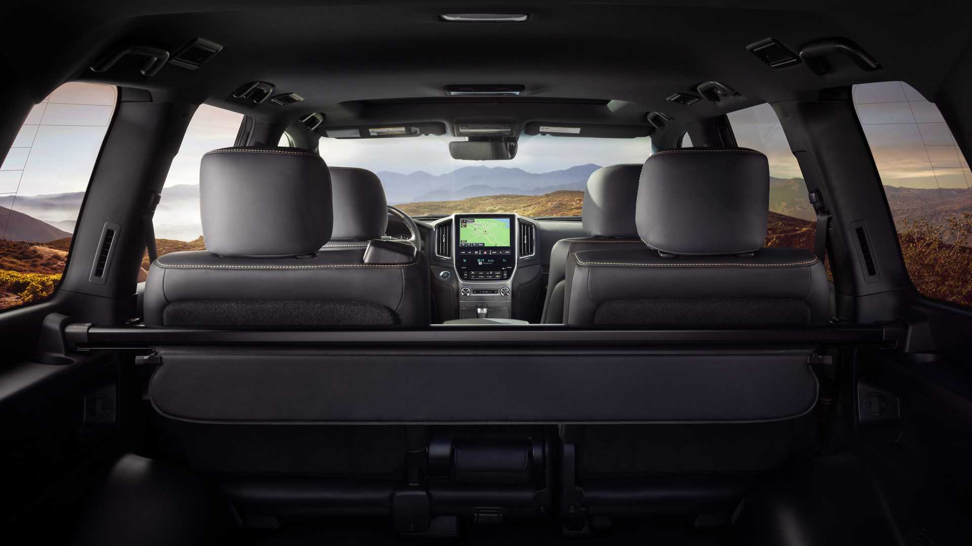 Next Toyota Land Cruiser Lexus Lx Rumored To Get Twin Turbo V6
