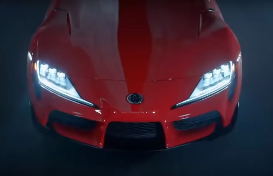 Toyota Ft 1 Supra >> 2020 Toyota Supra Fully Revealed by Leaked Video, Shows Athletic Look - autoevolution