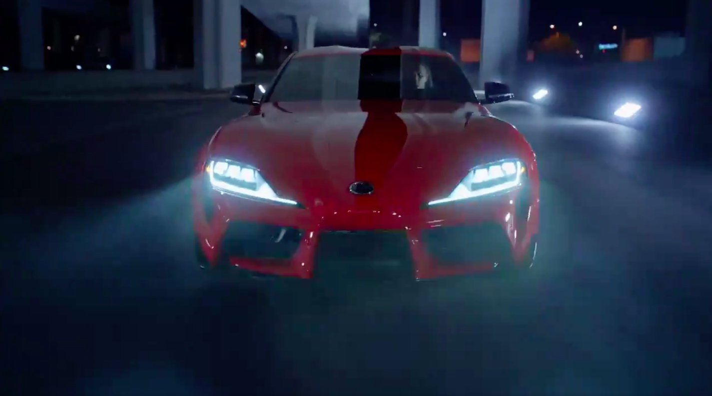 2020 Toyota Gr Supra Leaks In All Its Glory Priced At