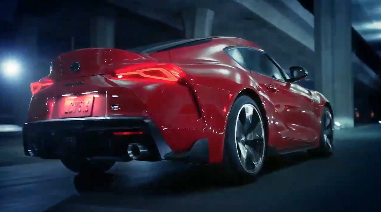 2020 Toyota GR Supra Leaks In All Its Glory, Priced At $49,990 - autoevolution