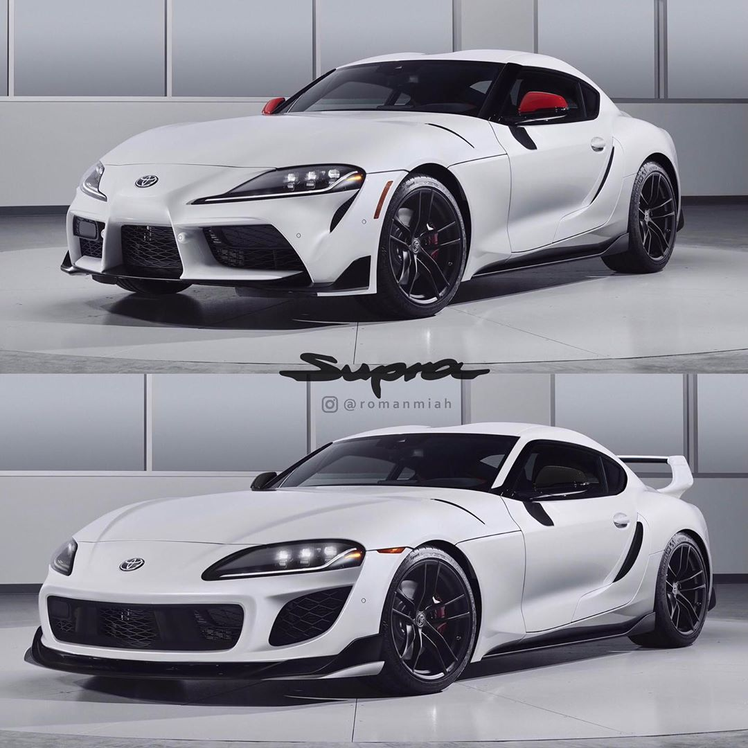 2020 Toyota Supra Rendering Looks More Like The Original