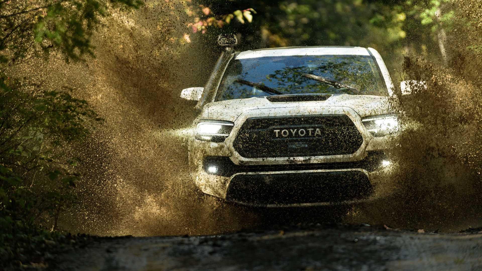 2020 Toyota Tacoma Revealed At Chicago Auto Show ...