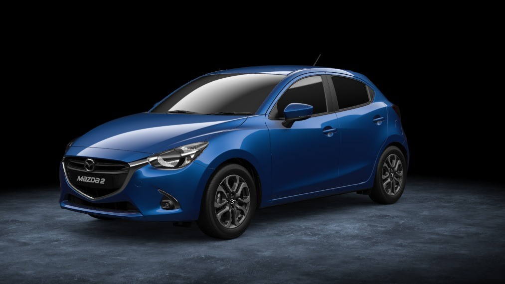 2020 Toyota Yaris Liftback Could Be A Re Badged Mazda2