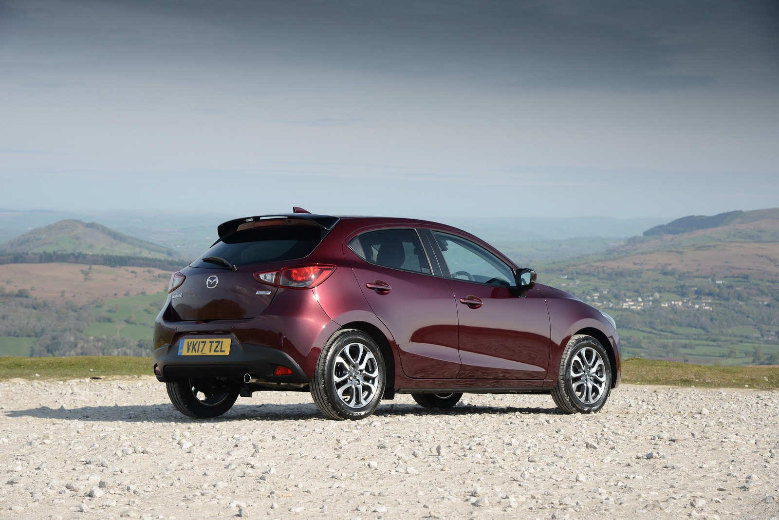 2015 mazda2 to ditch 3-door body  continue to be offered as a sedan