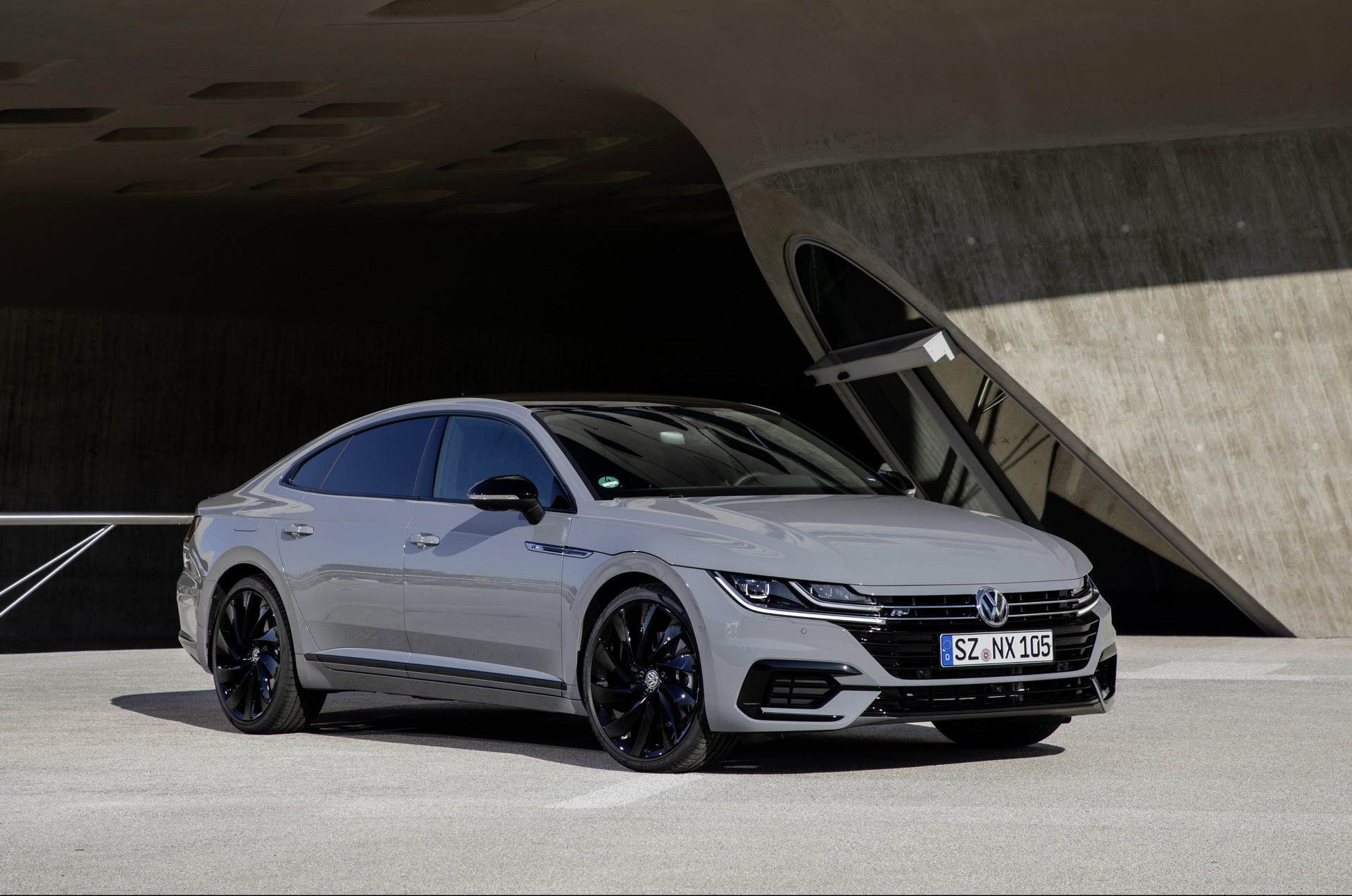 2020 volkswagen arteon r-line edition is limited to 250