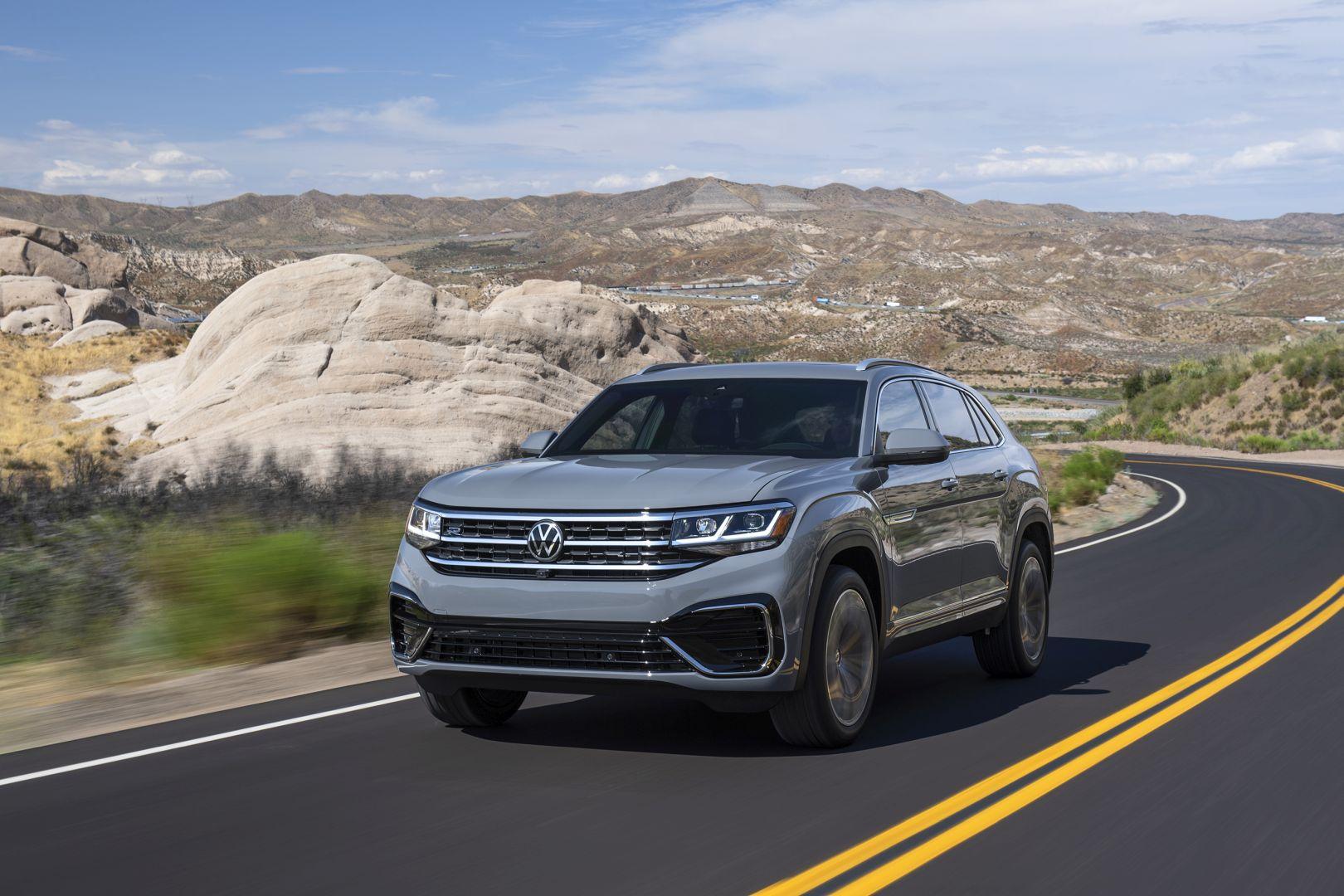 2020 Volkswagen Atlas Cross Sport Priced from $30,545, 8 ...