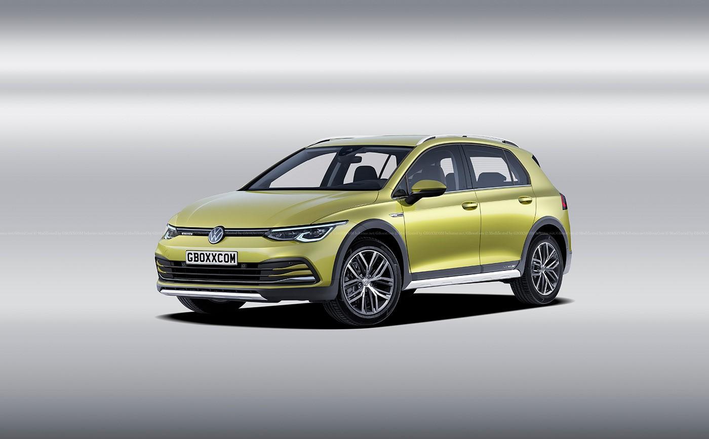2019 Volkswagen Golf VIII 3