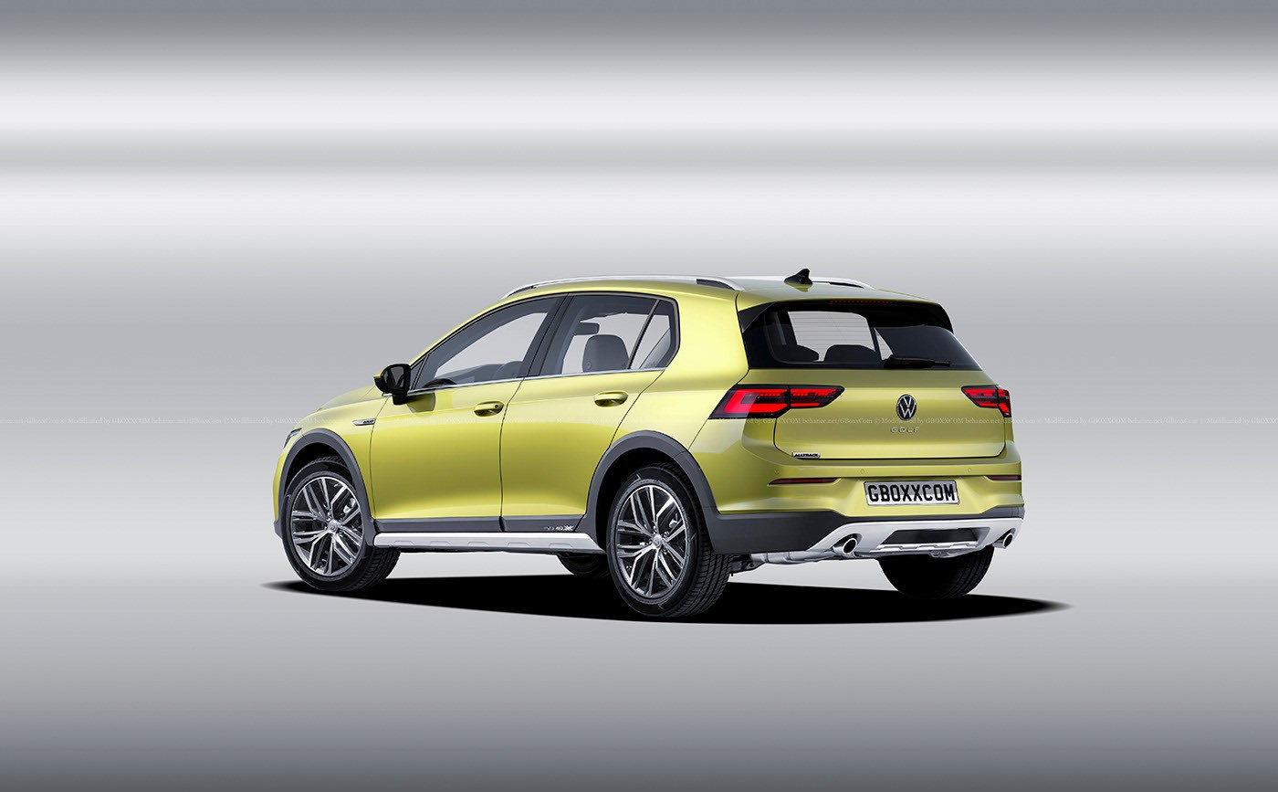 2019 Volkswagen Golf VIII 4