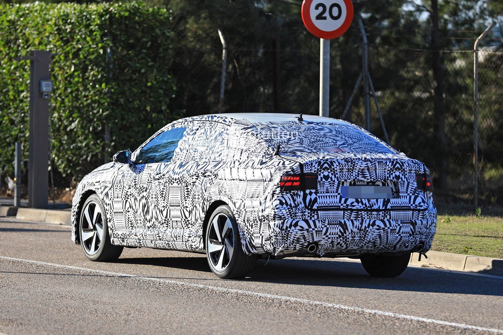 2020 Volkswagen Jetta GLI Confirmed With Independent Rear ...