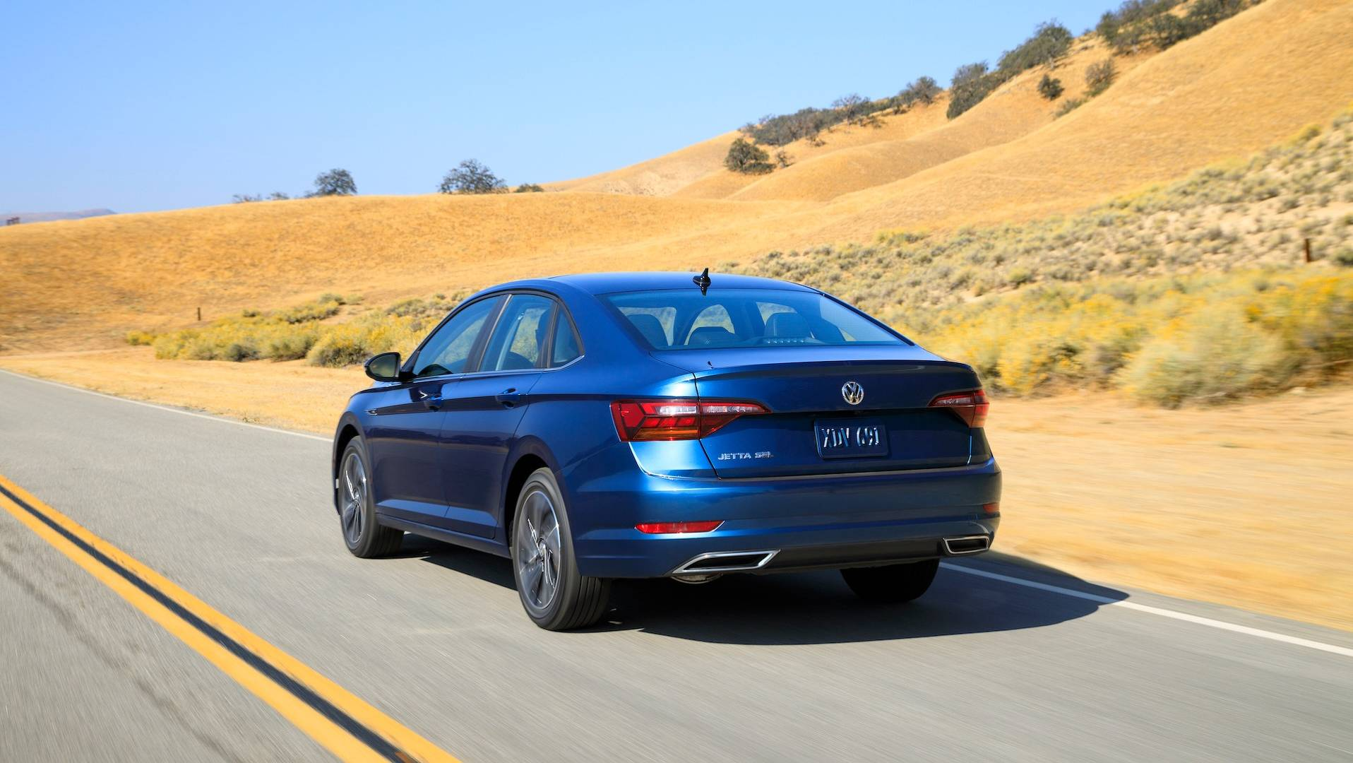 2020 Volkswagen Jetta GLI Confirmed With Independent Rear Suspension - autoevolution
