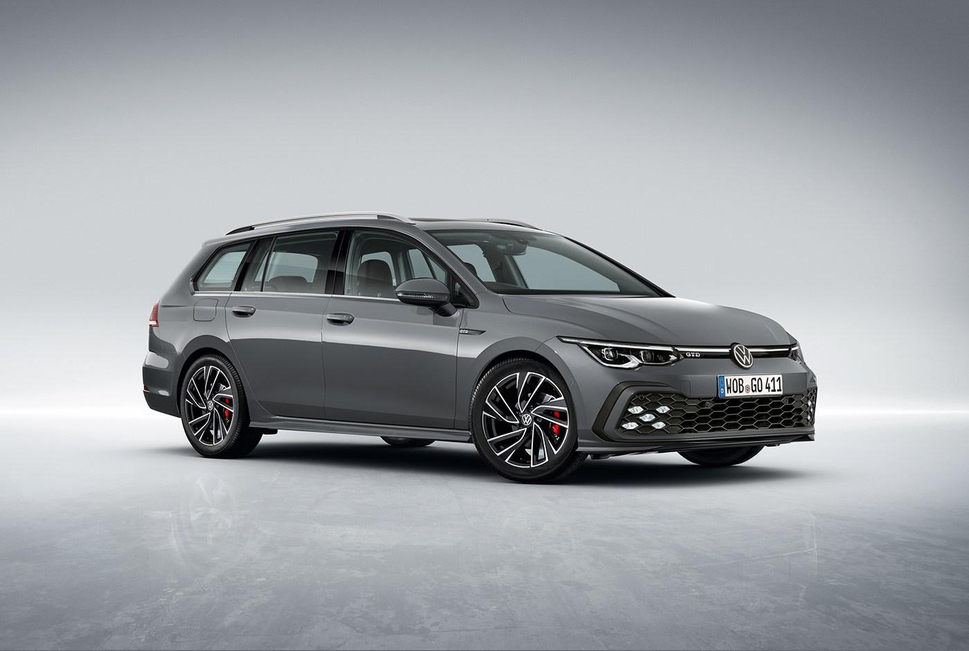 2020 Volkswagen Jetta GTD Wagon Rendering Looks Like a Car ...