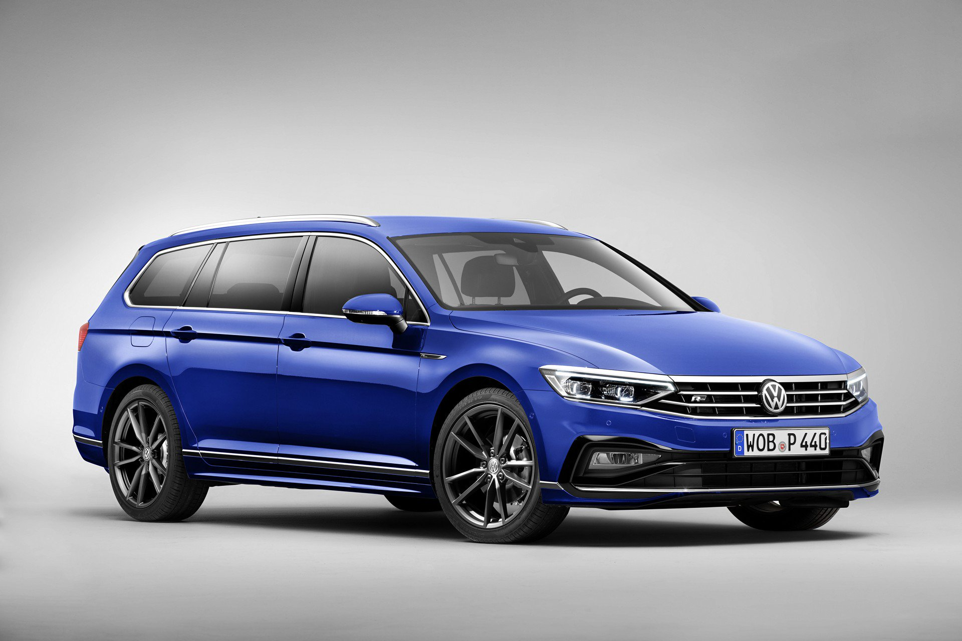 "2020 Volkswagen Passat Facelift Adds ""Partially Automated ..."