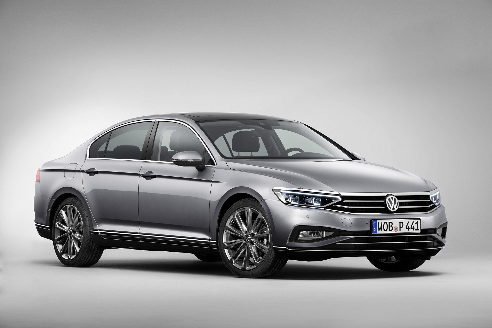 """2020 Volkswagen Passat Facelift Adds """"Partially Automated ..."""
