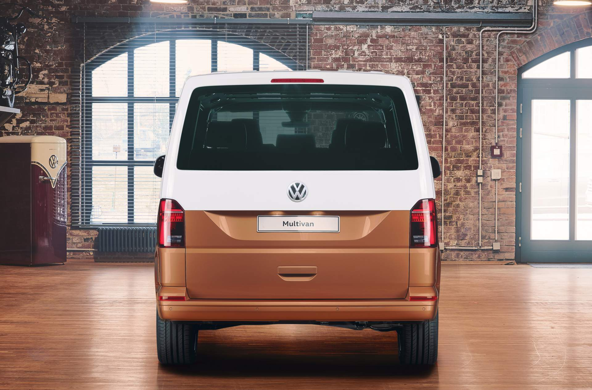 2020 Volkswagen Transporter T61 Previewed EV Coming With