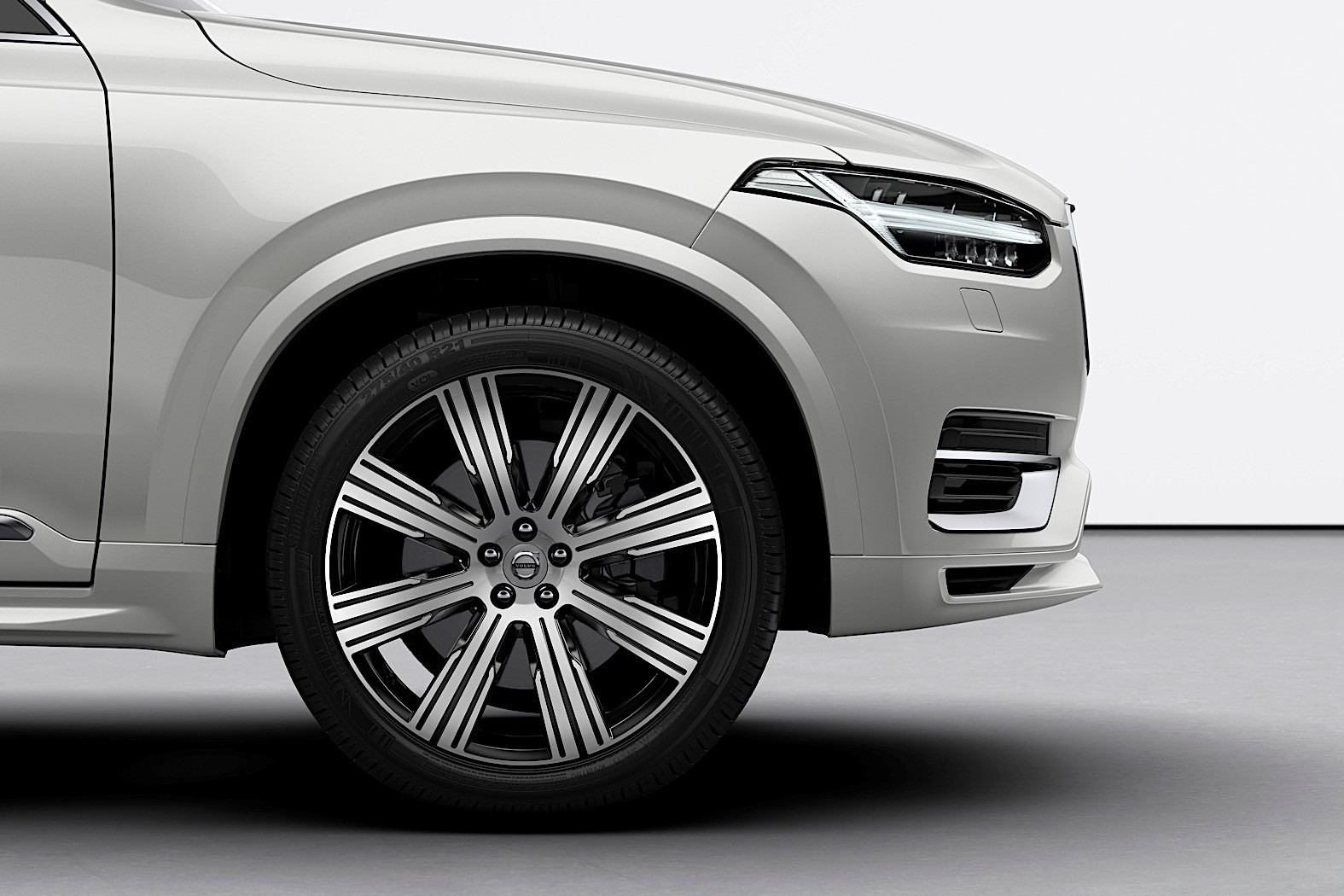 2015 volvo xc90 rendered as pickup truck from your nightmares