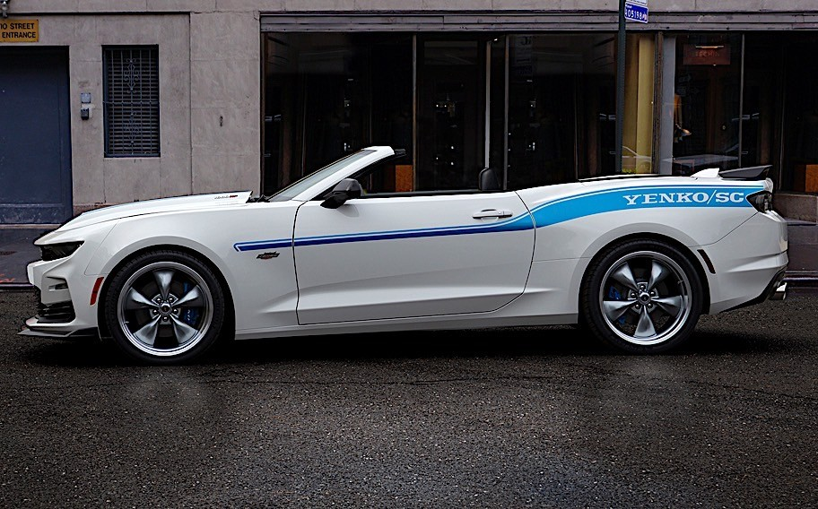 yenko camaro chevrolet dyno hp 1000 screams away its sc 1000hp autoevolution