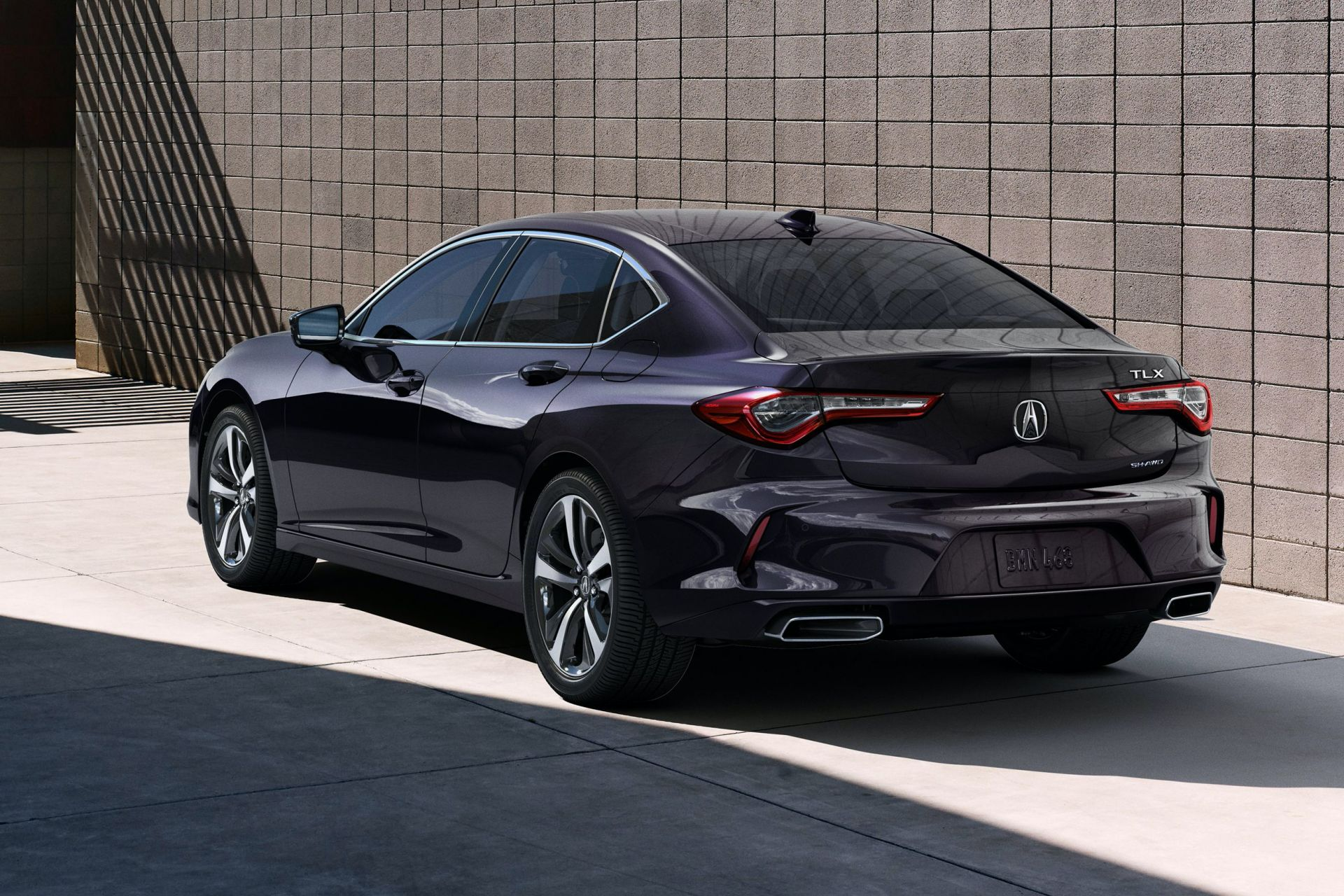 2021 Acura TLX Goes on Sale from $37,500 With 2.0-Liter ...