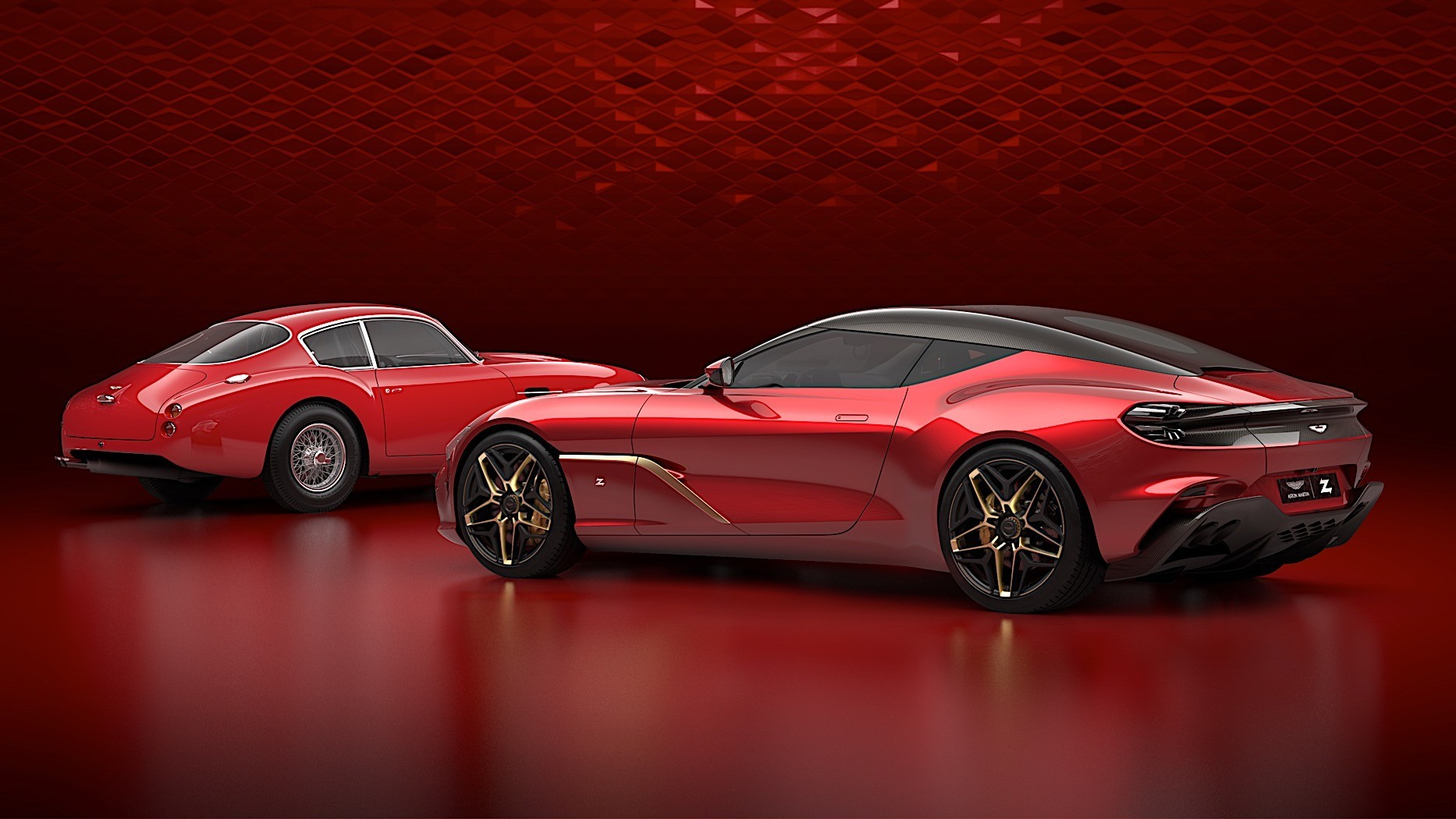 Feast Your Eyes On The Stunning Aston Martin DBS GT Zagato