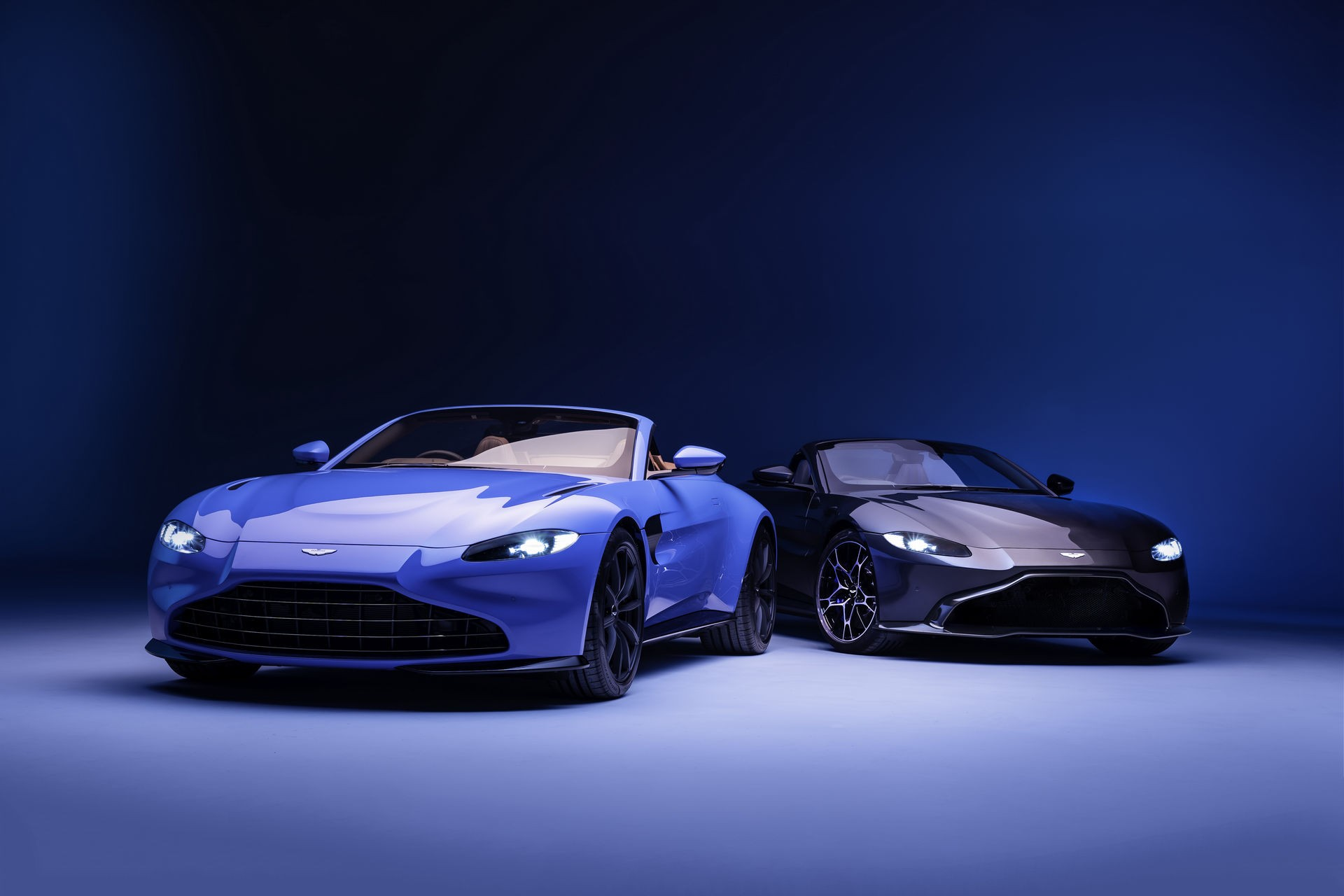 2021 Aston Martin V8 Vantage Roadster Boasts World S