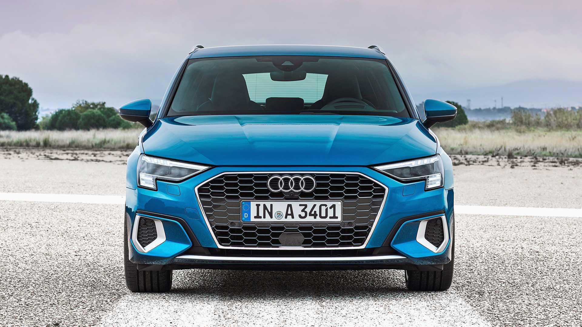 2021 Audi A3 Hatchback Debuts Mini-RS6 Styling, Major ...