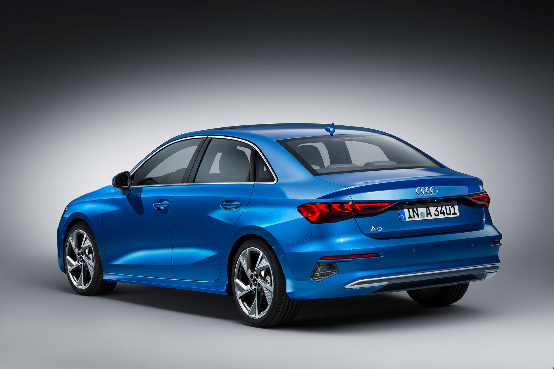 2021 Audi A3 Sedan Will Look Sporty, Is Begging for the ...