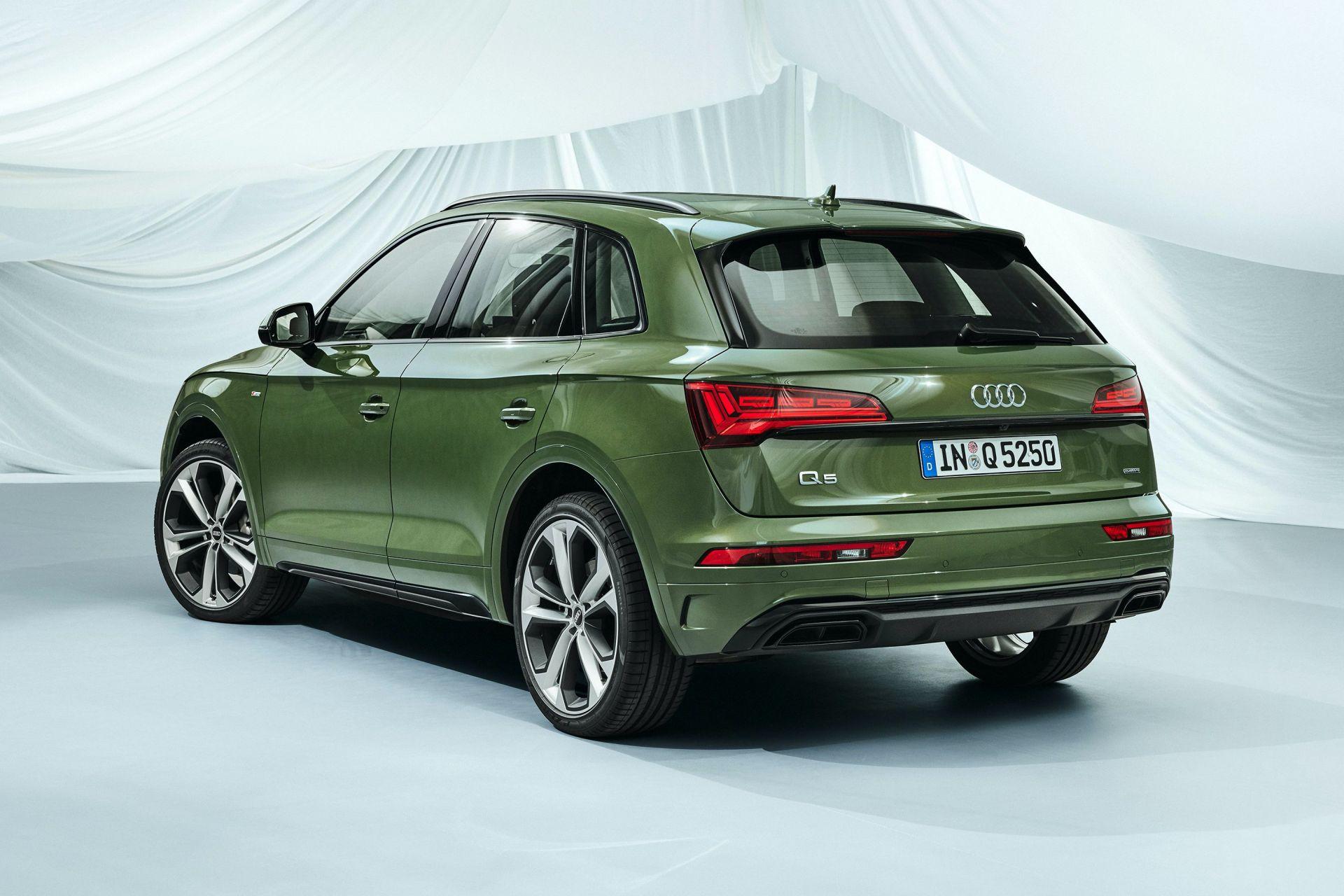 2021 Audi Q5 Debuts With Fresh Design and 12V Mild-Hybrid ...