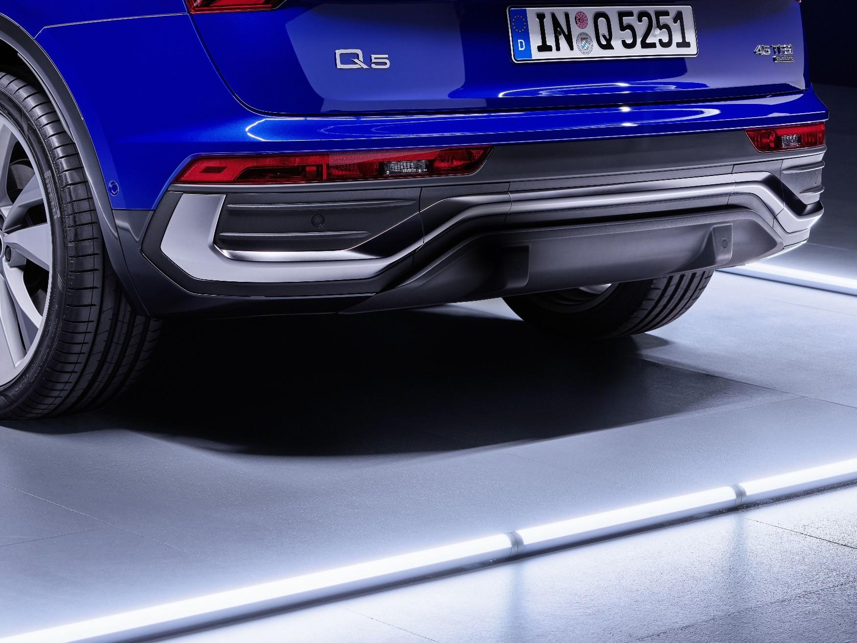 2021 Audi Q5 Sportback Joins Coupe-SUV Craze With Mild ...