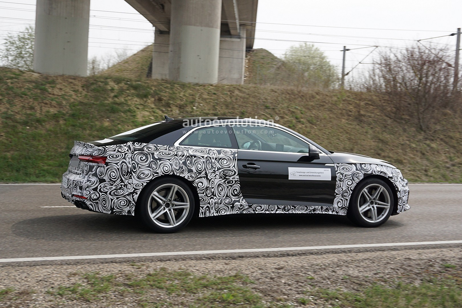 2021 Audi S5 Coupe Facelift Spied, Should Get 3.0 TDI ...