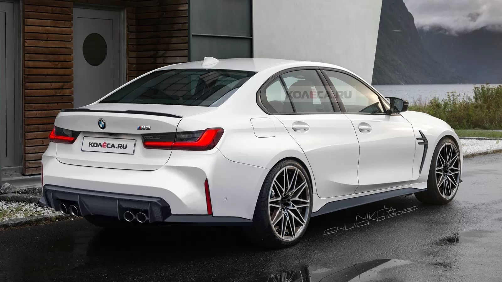 2021 BMW M3 Set to Look Like No Other Bimmer Ever ...