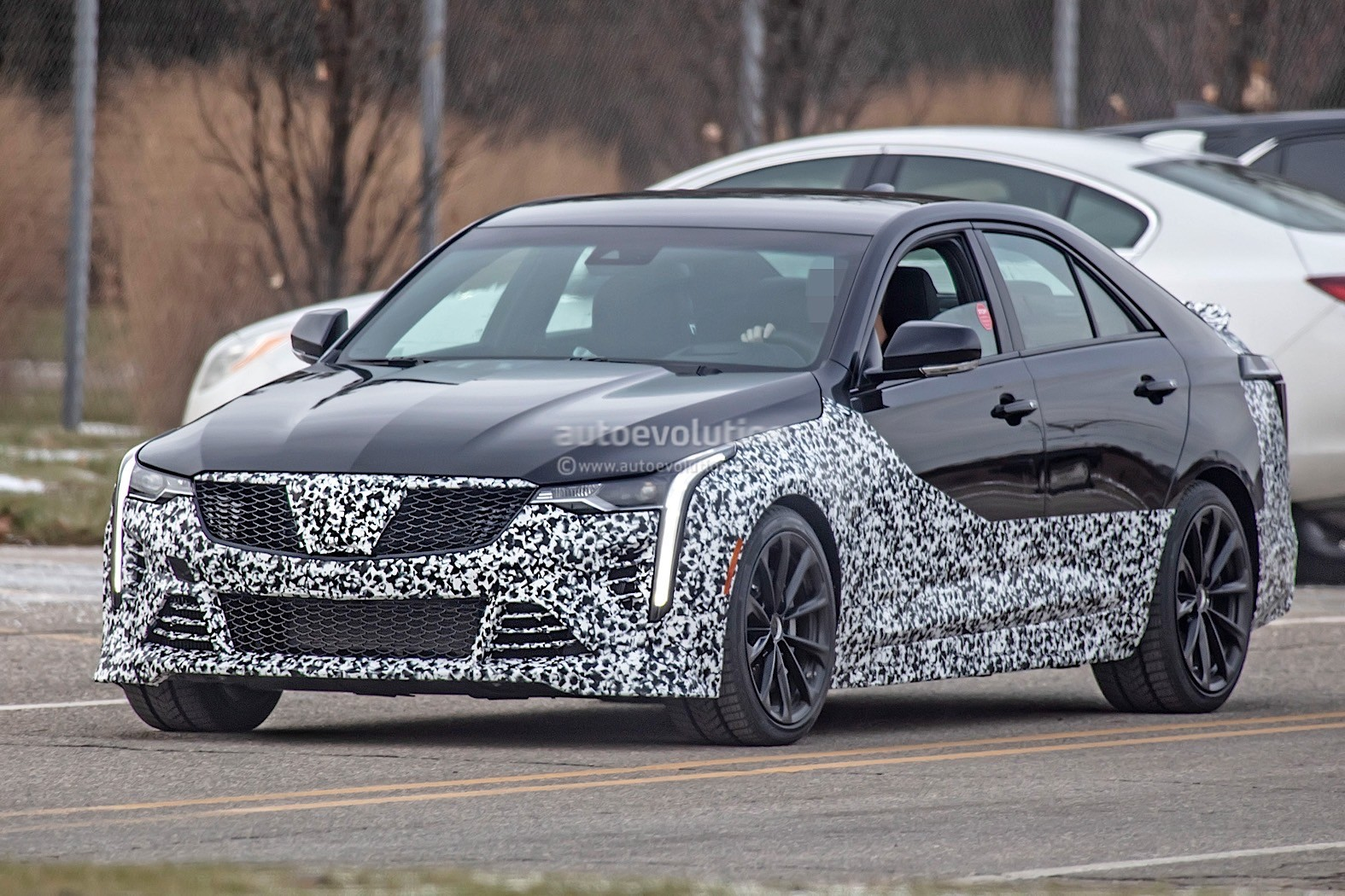 2021 cadillac ct5v blackwing has manual transmission